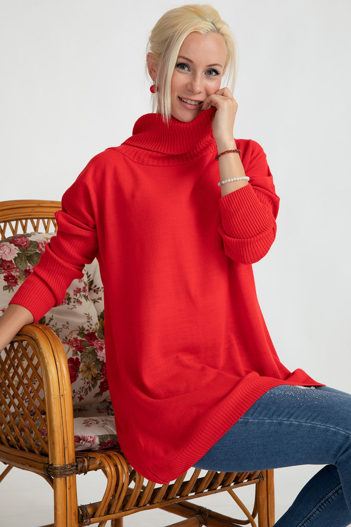 Sweaters-Red