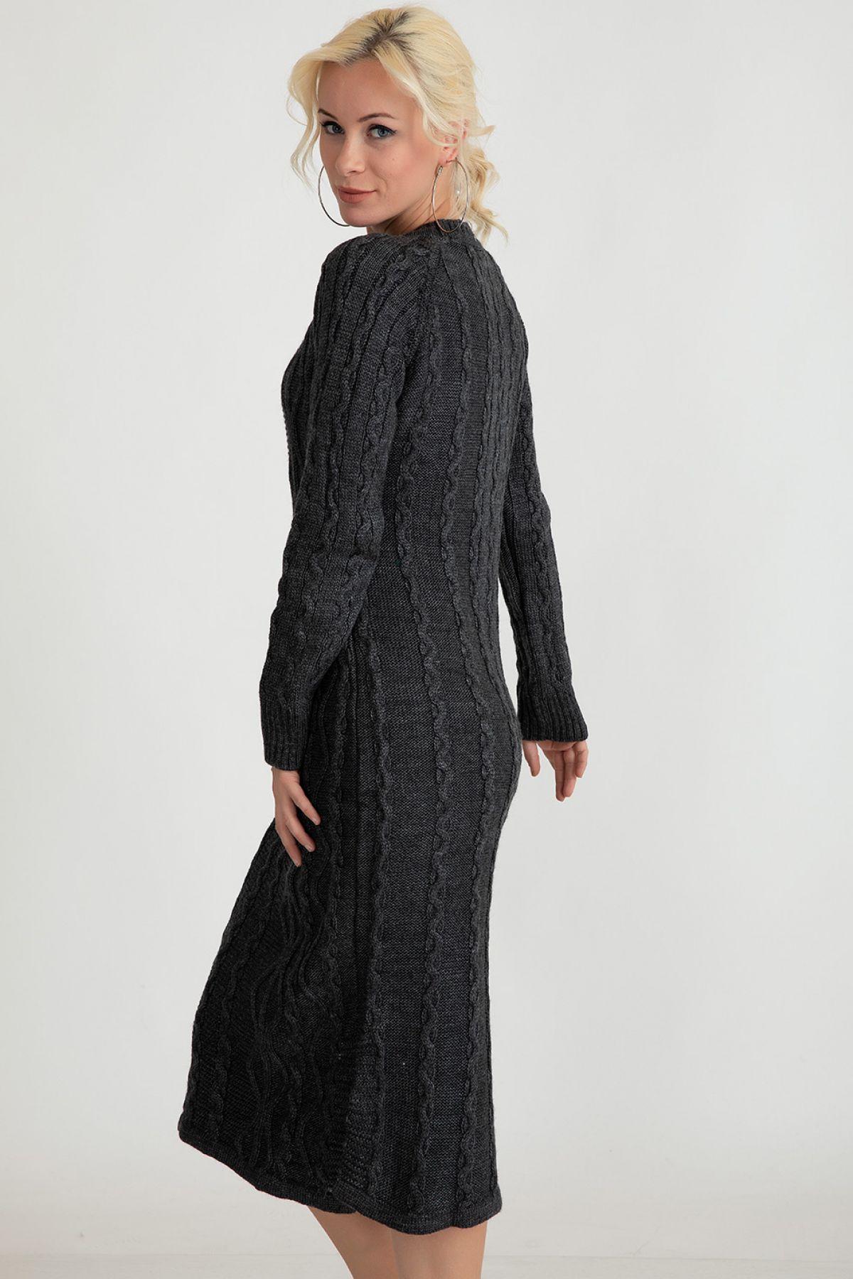 Dresses-Anthracite