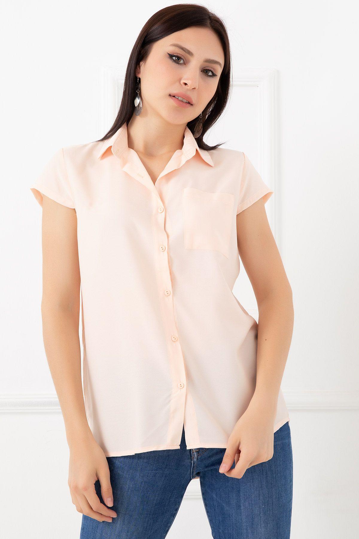 Shirt-Ecru
