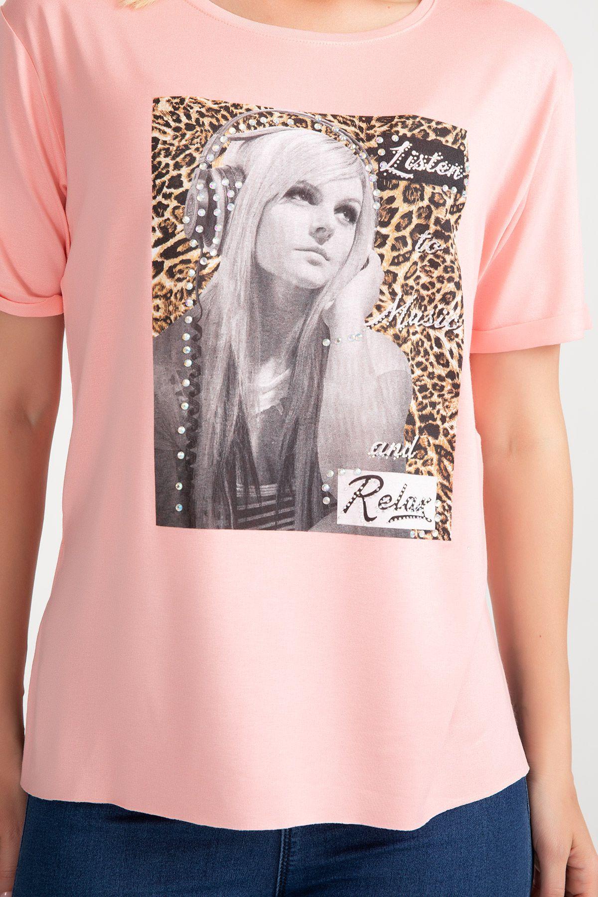 T-Shirt-Pink
