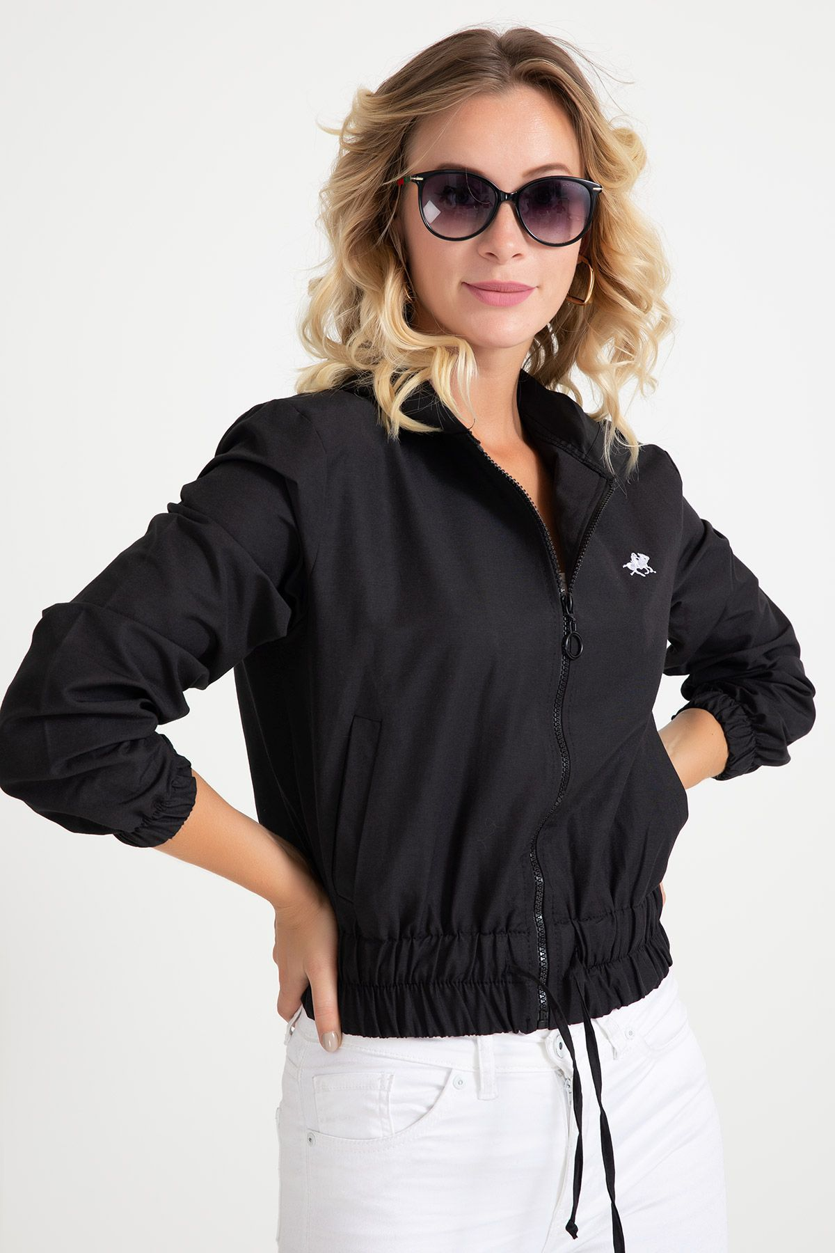 Casual Jacket-Black