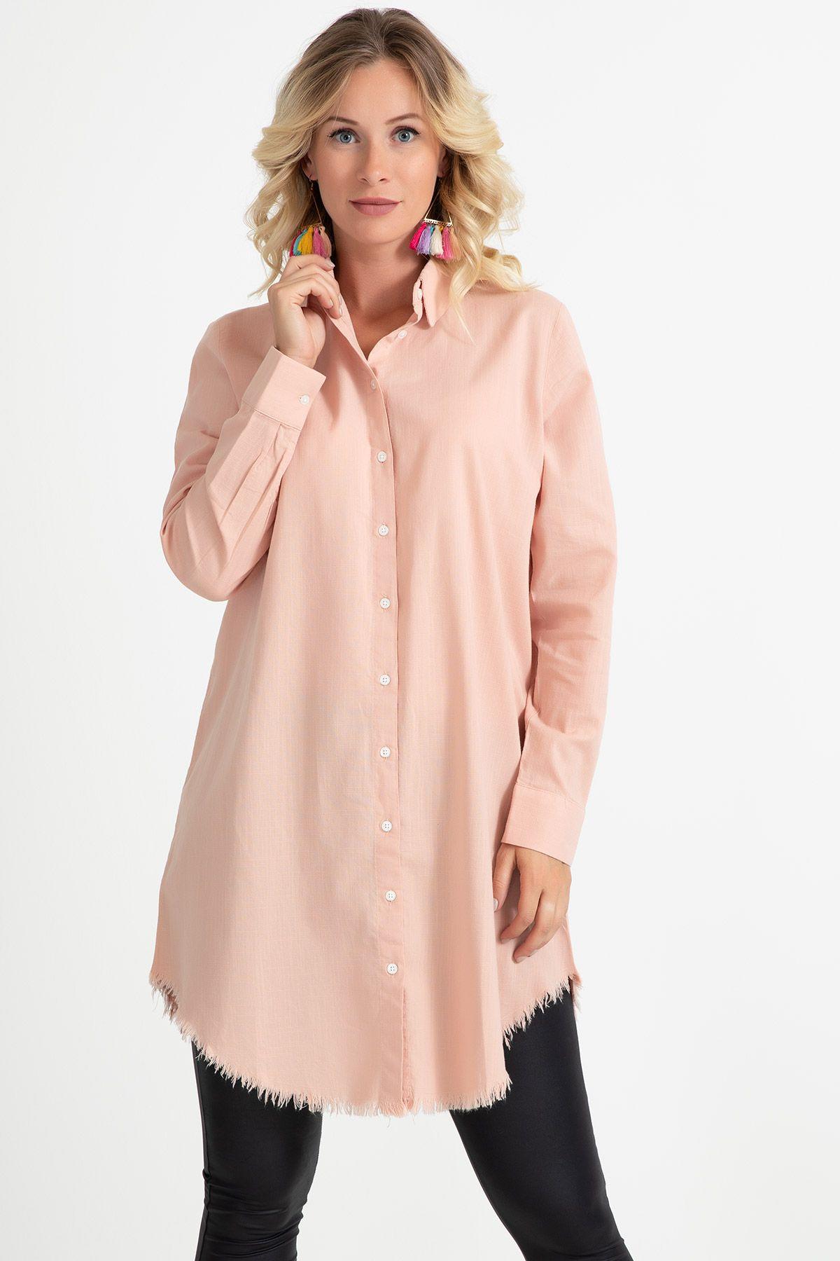 Tunics-Pink