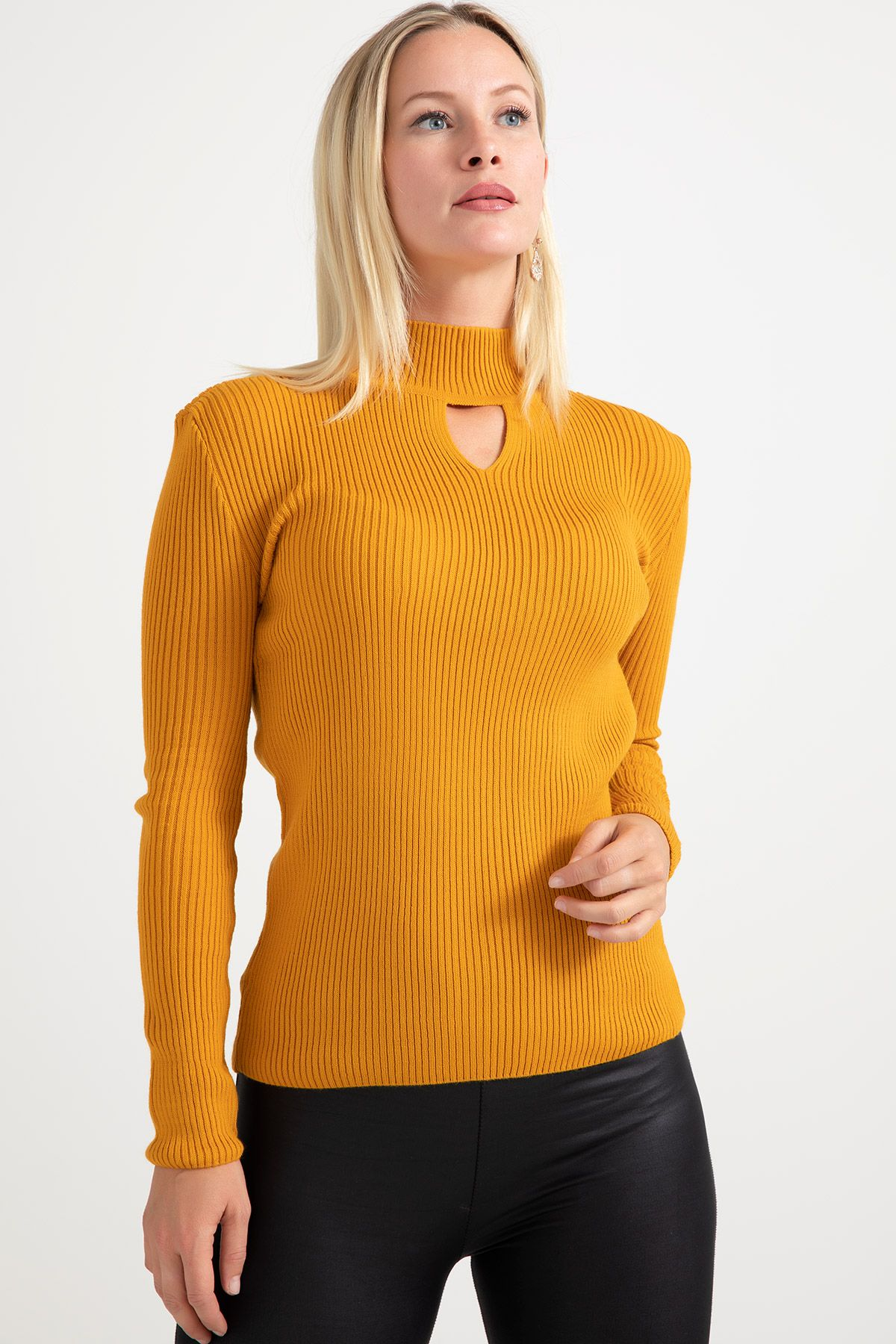 Knitwear-Yellow