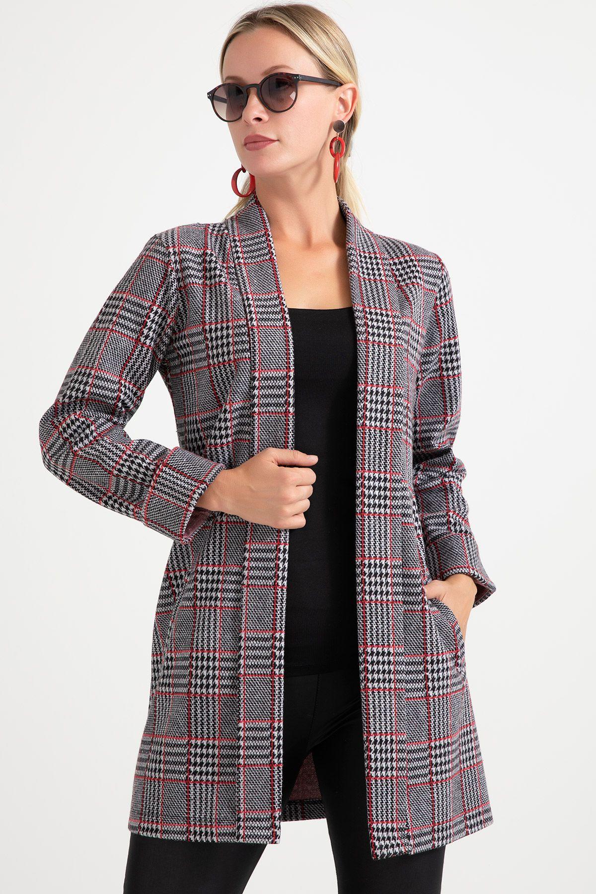 Casual Jacket-Light Grey