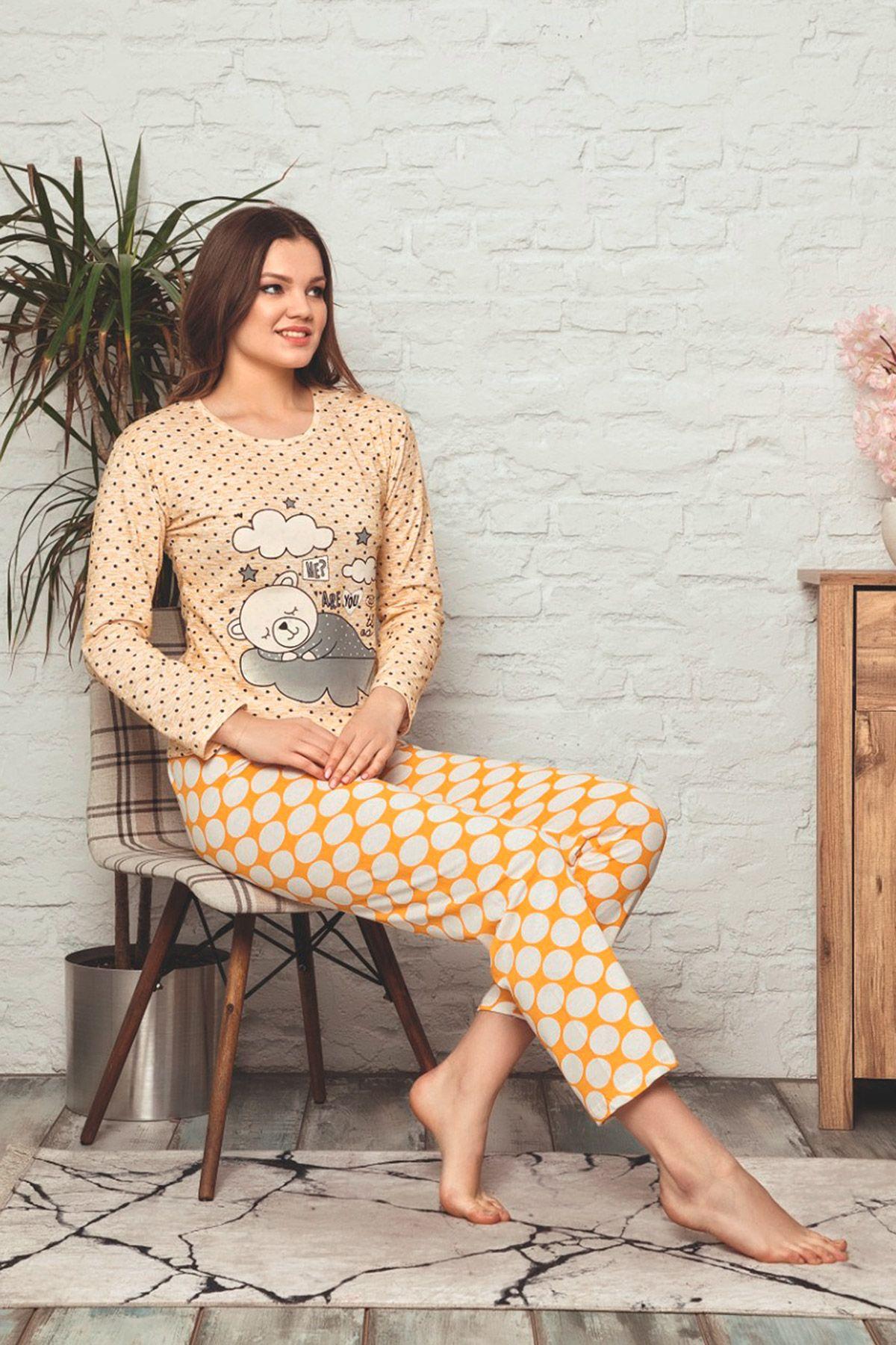 Pajamas-Yellow
