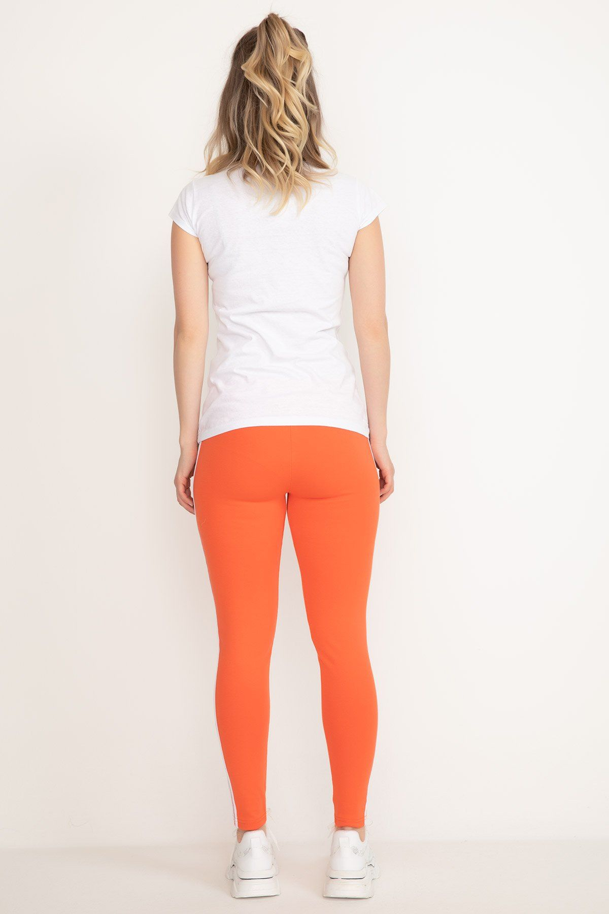 Tights-Orange