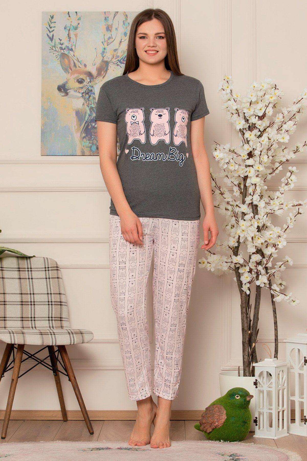 Pajamas-Anthracite