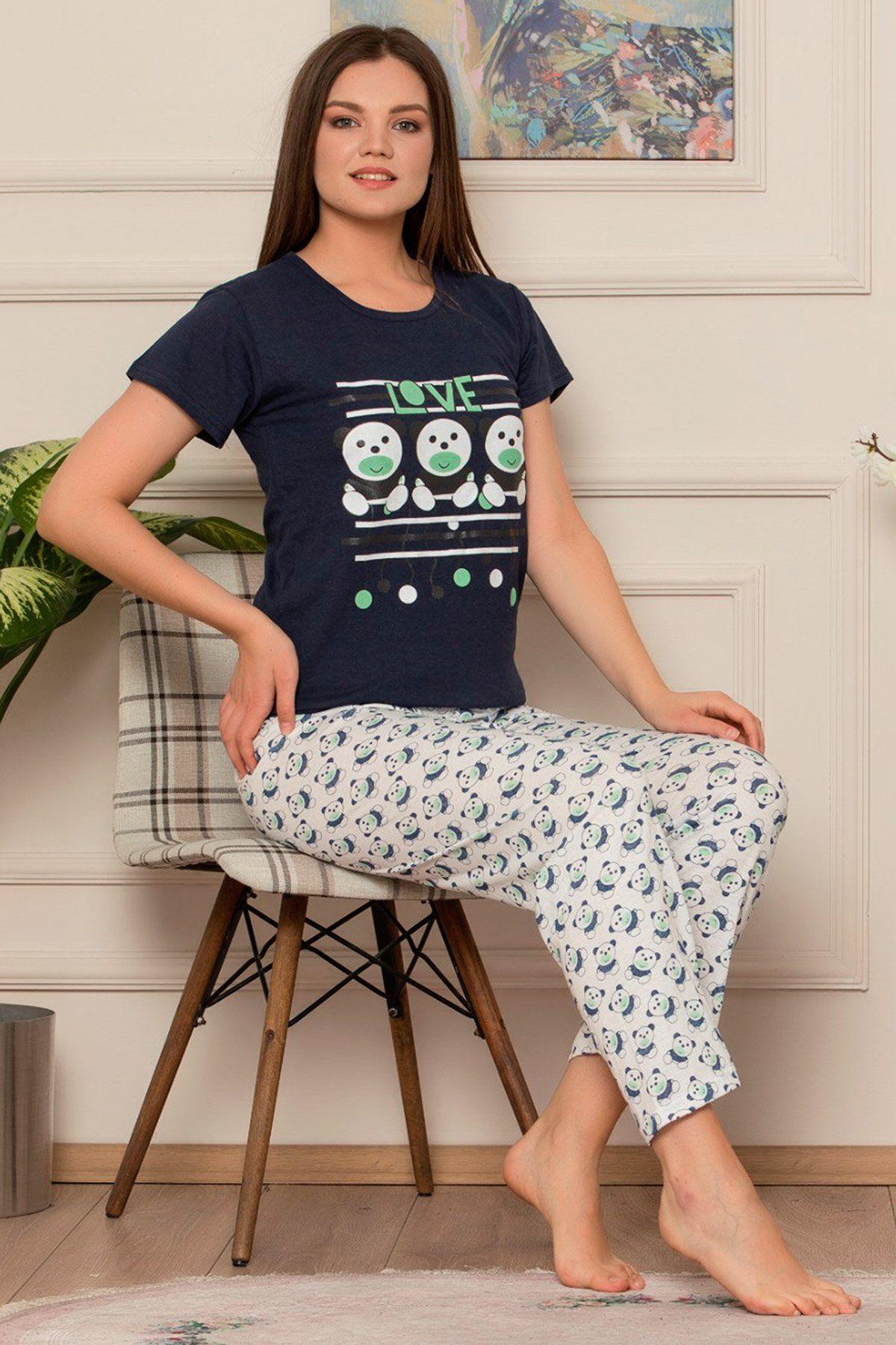 Pajamas-Dark Blue