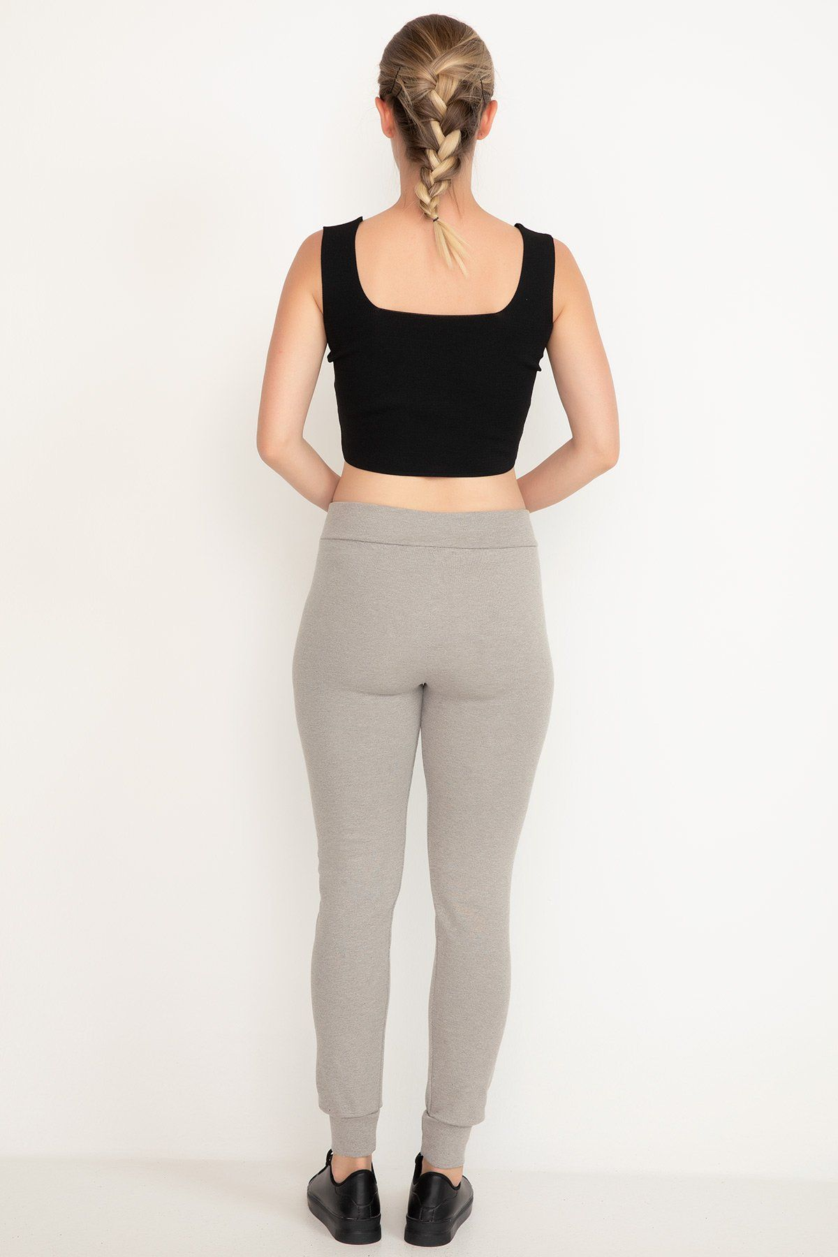 Sport Pants-Light Grey