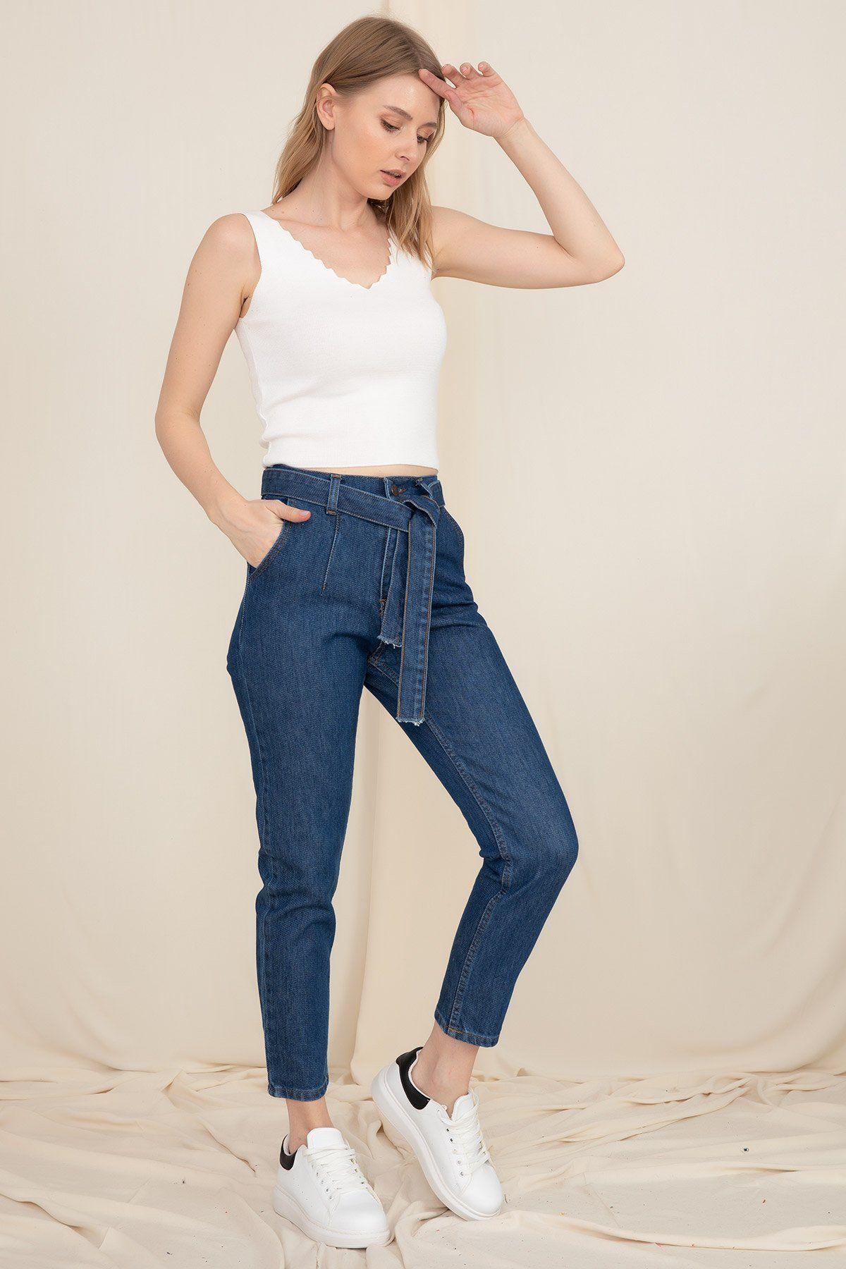 Skinny Pants -Blue