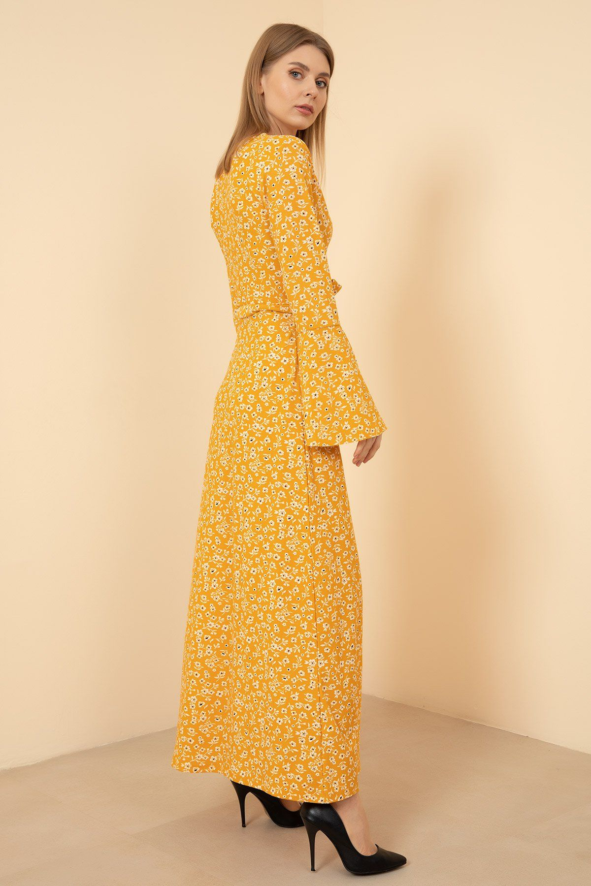 Dresses-Yellow