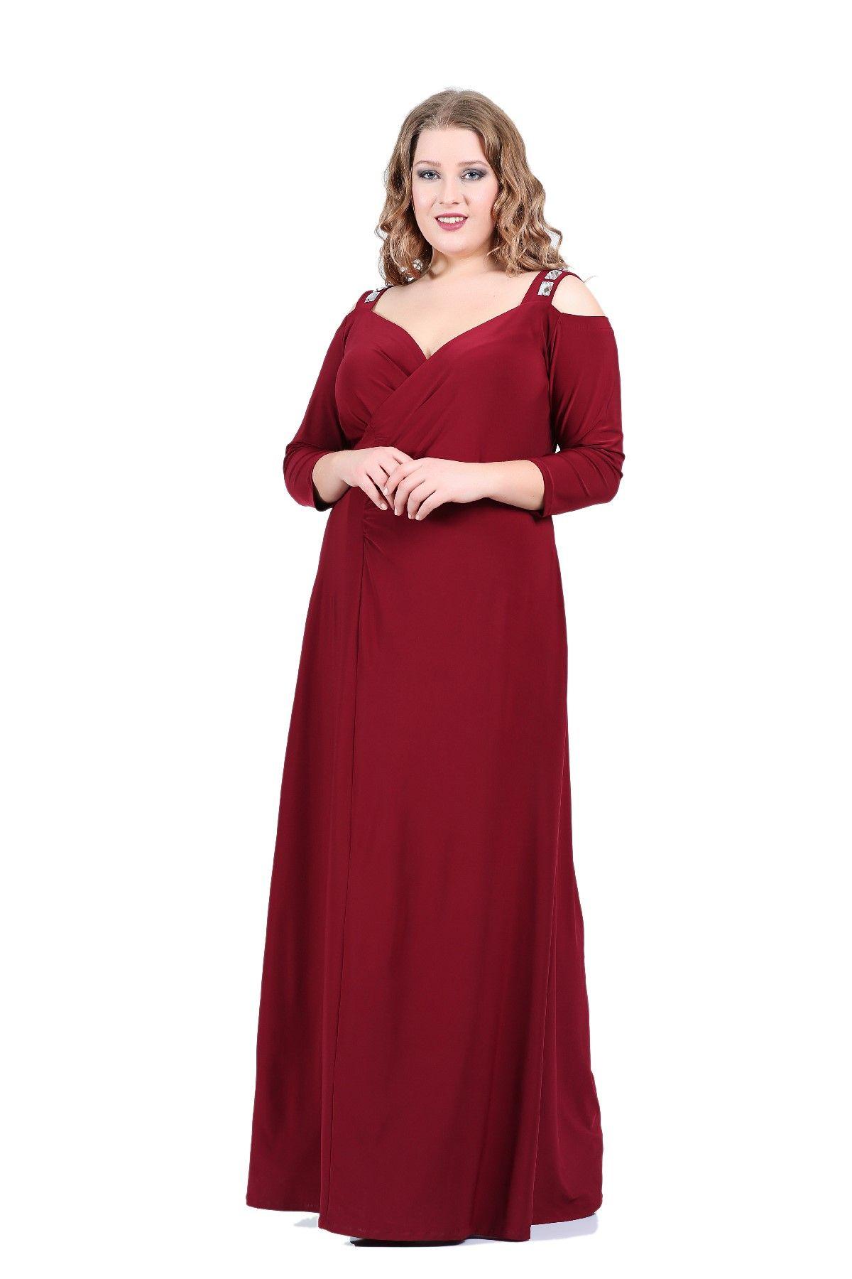Evening Dress-Red