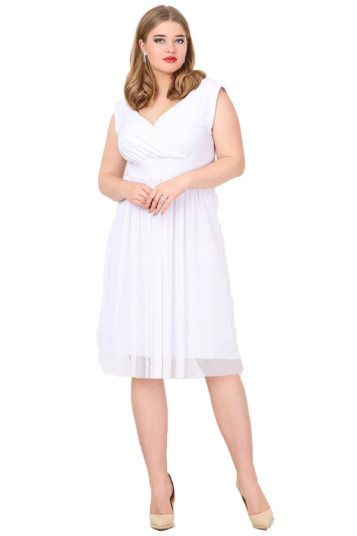 Dresses-White