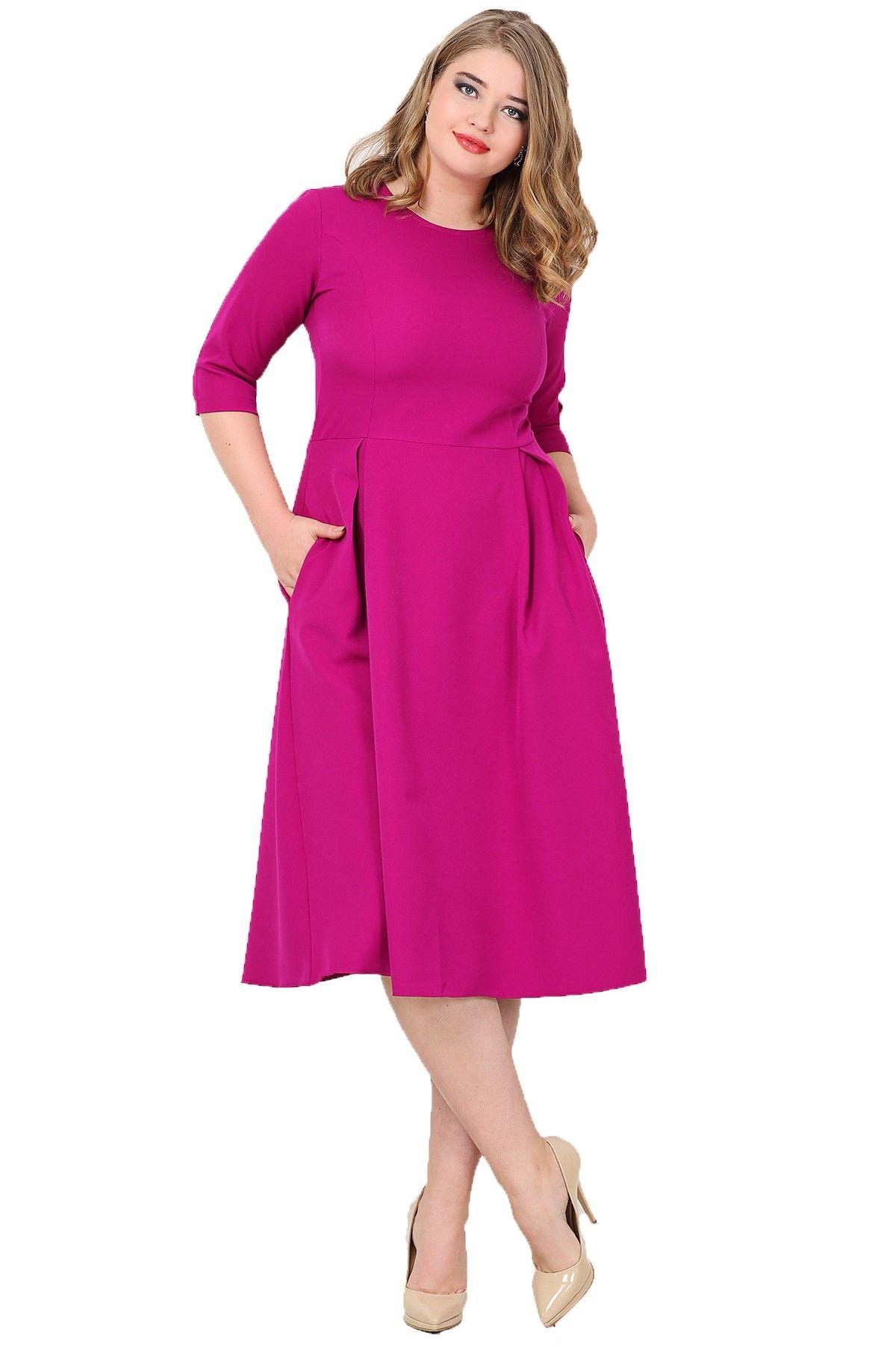 Evening Dress-Pink