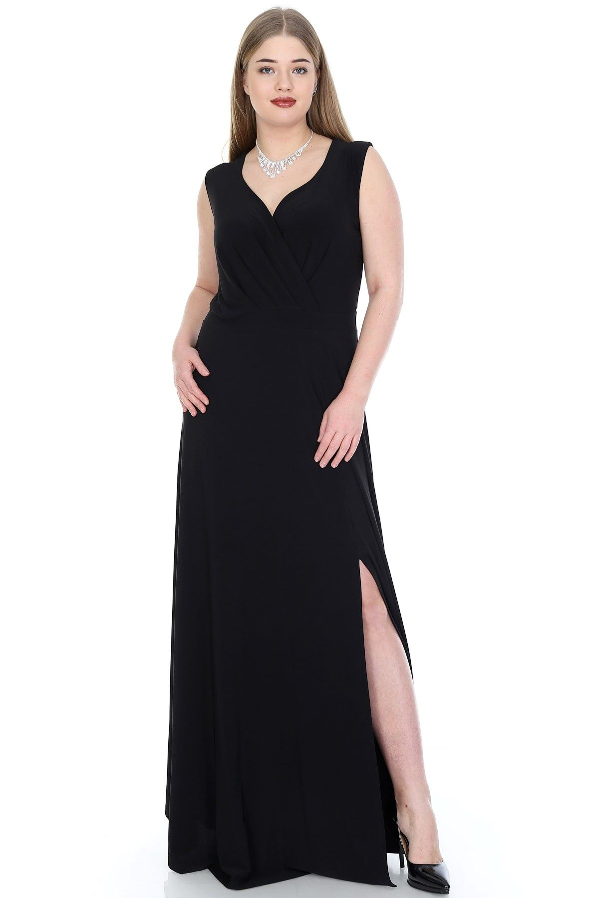 Evening Dress-Black