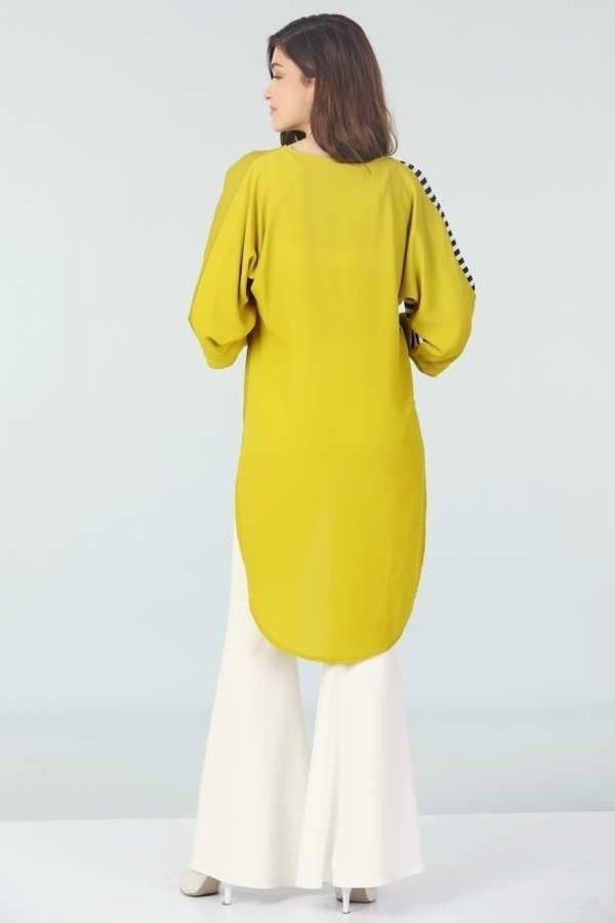 Tunics-Mustard
