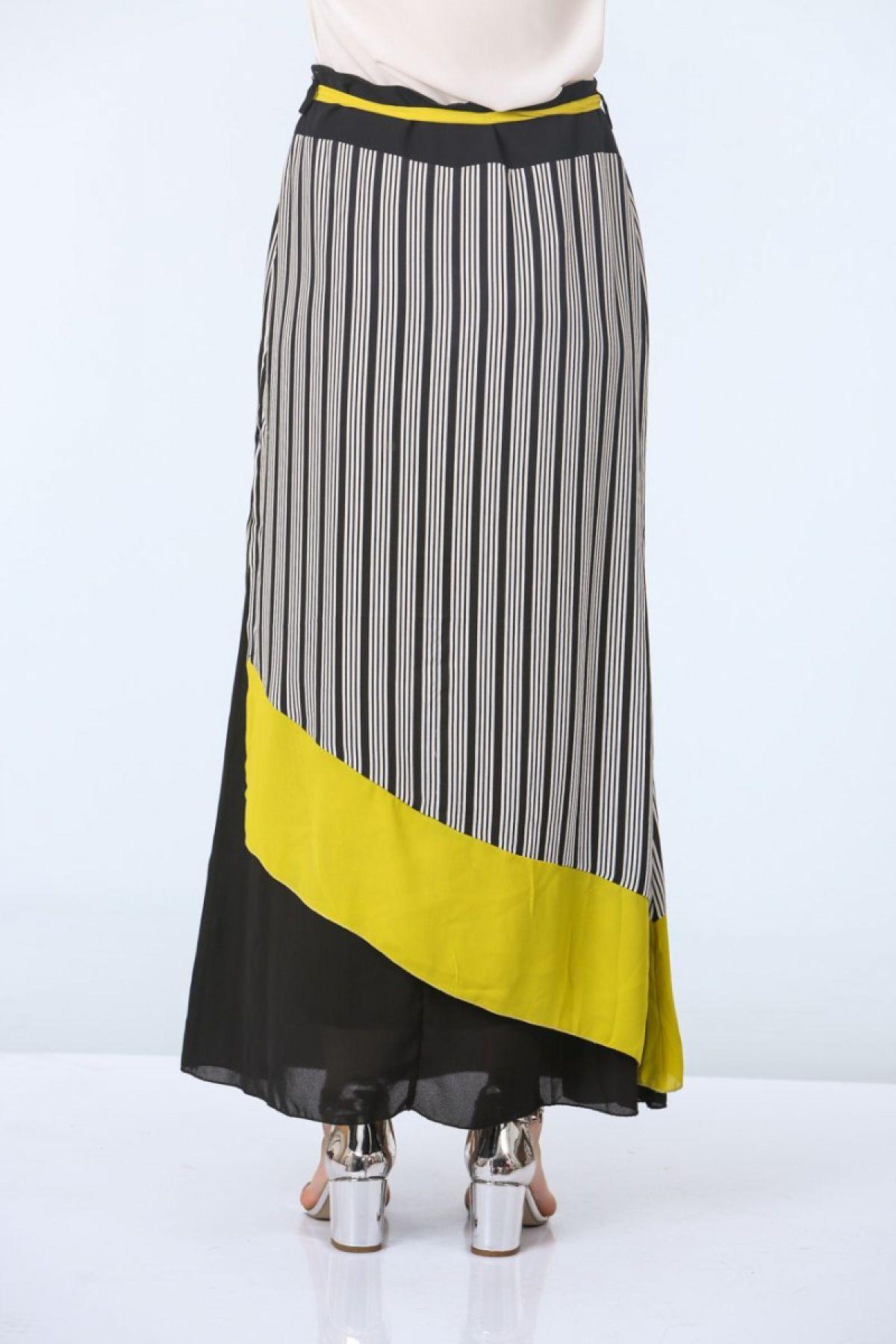 Long Skirts-Yellow