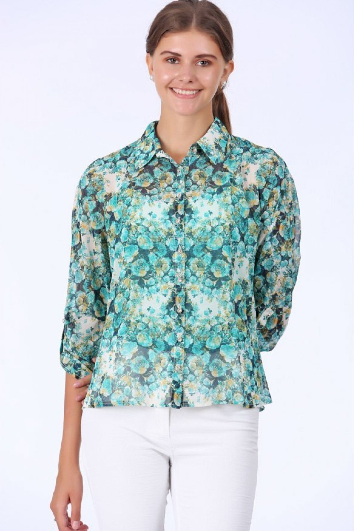 Shirt-Multi color
