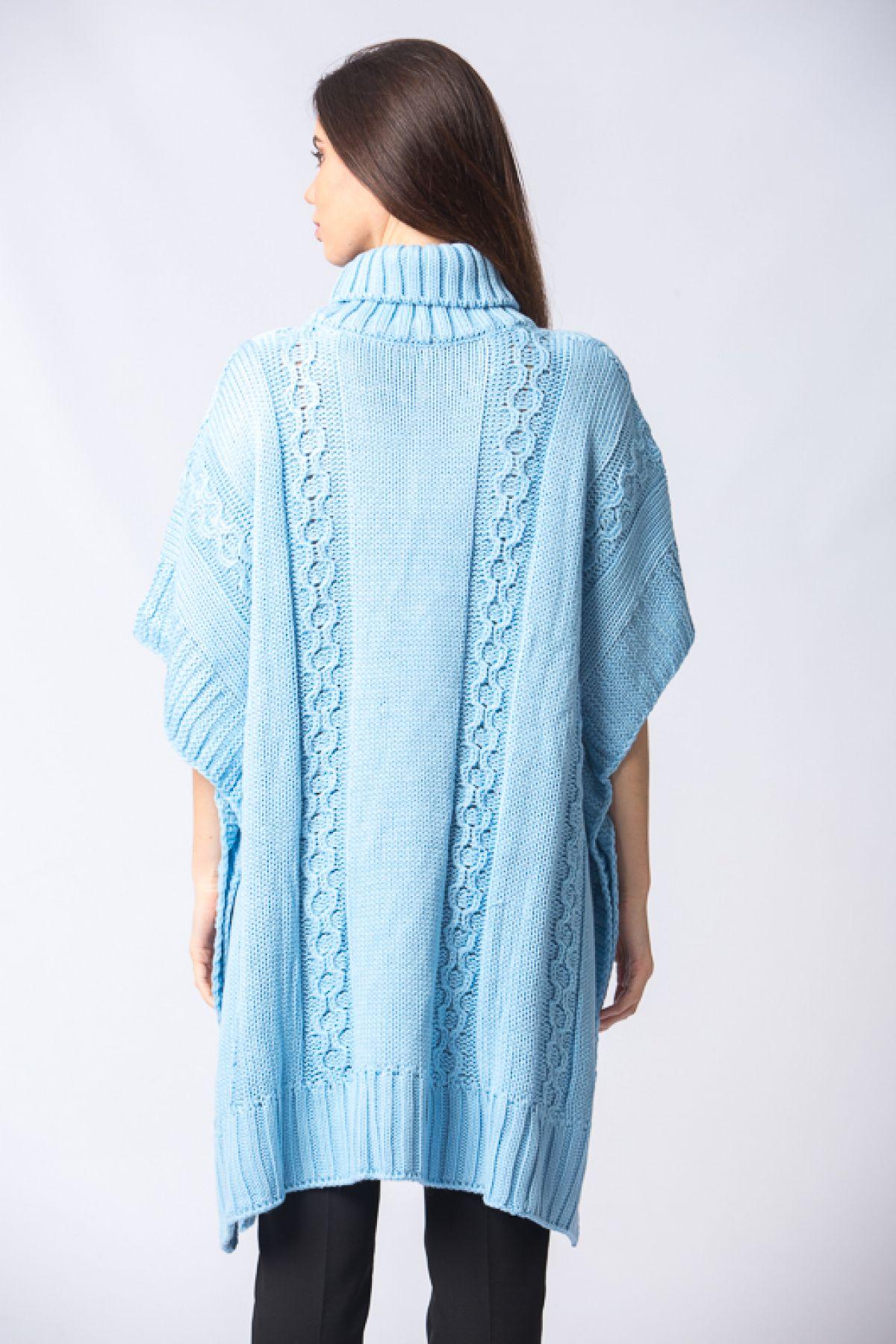 Knitwear-Turquoise