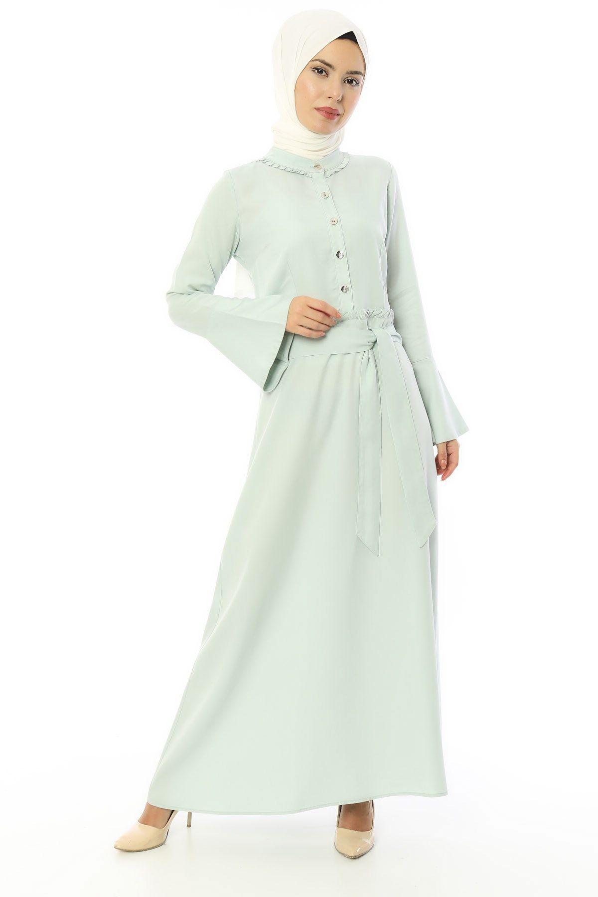 Dresses-Sky Blue