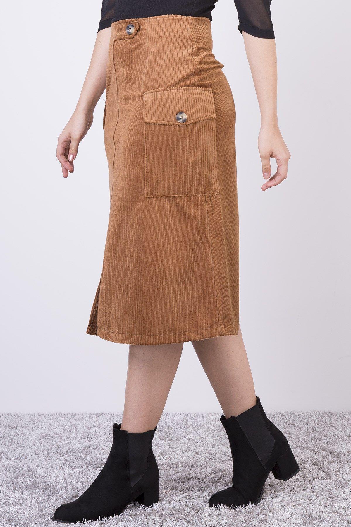 Mid Length-Brown