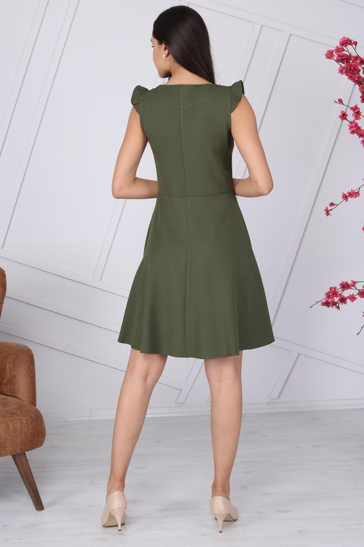 Dresses-Green
