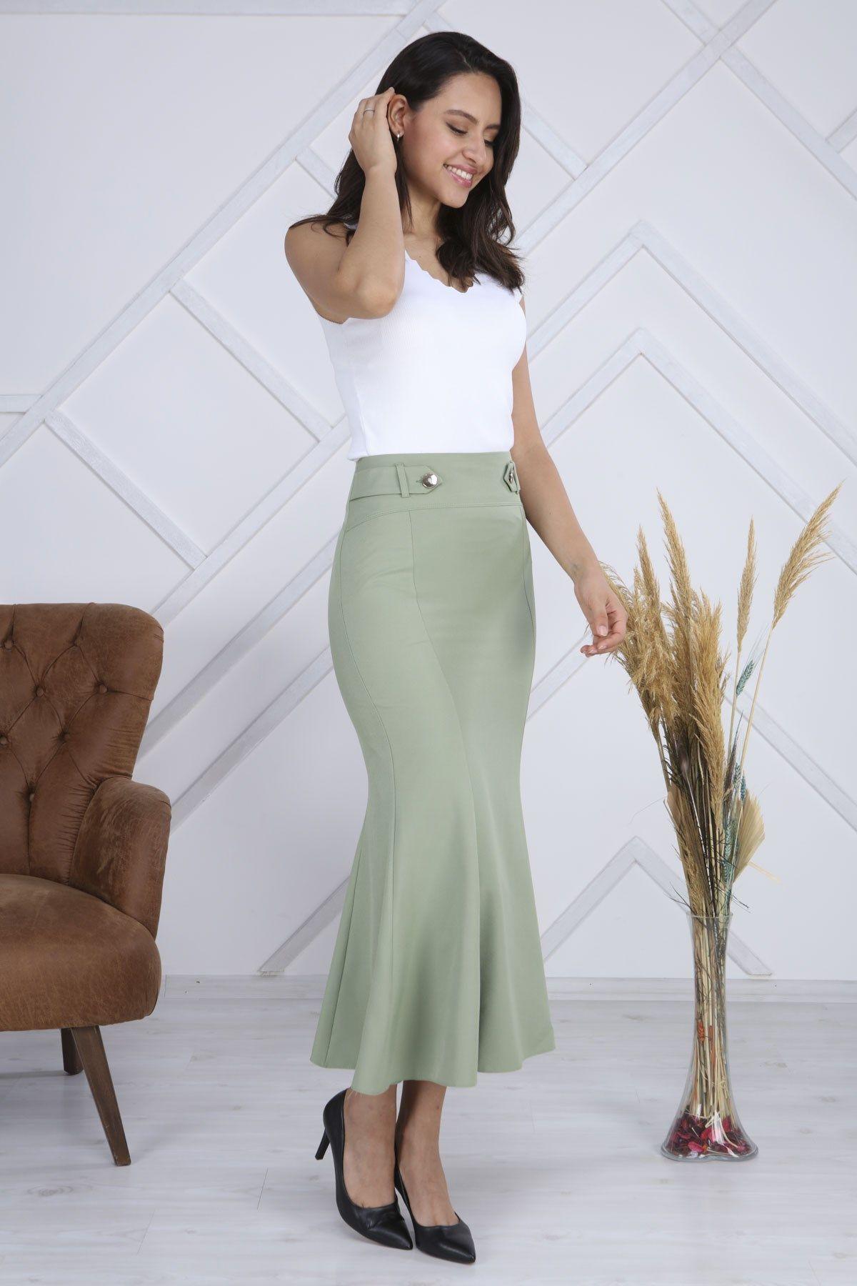Long Skirts-MINT