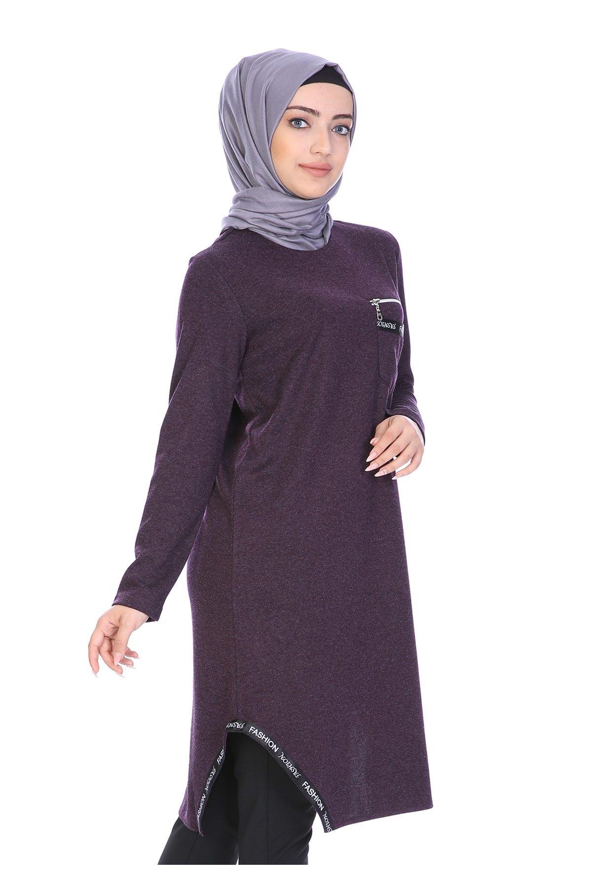 Tunics-Purple