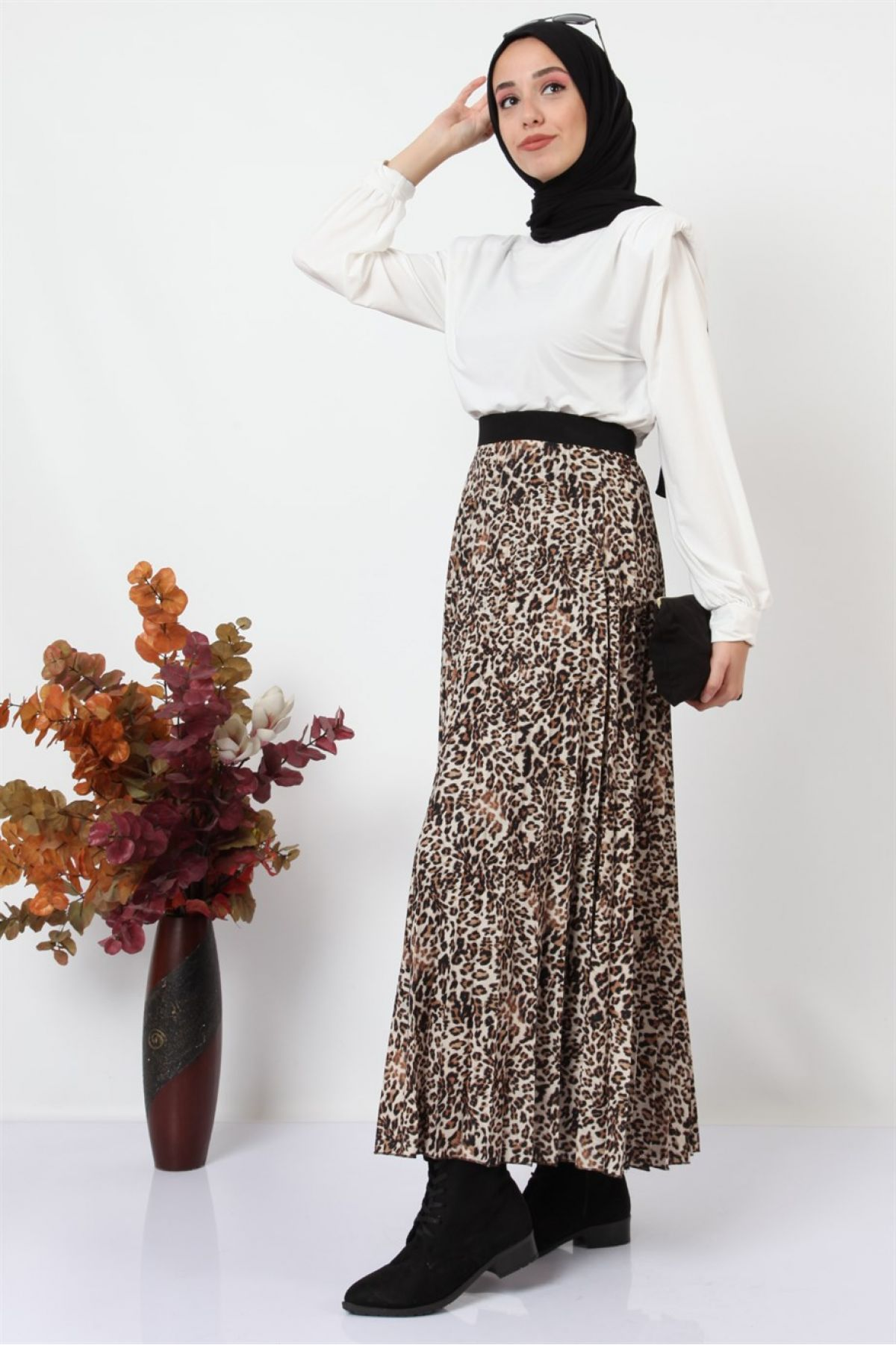 Long Skirts-Multi color