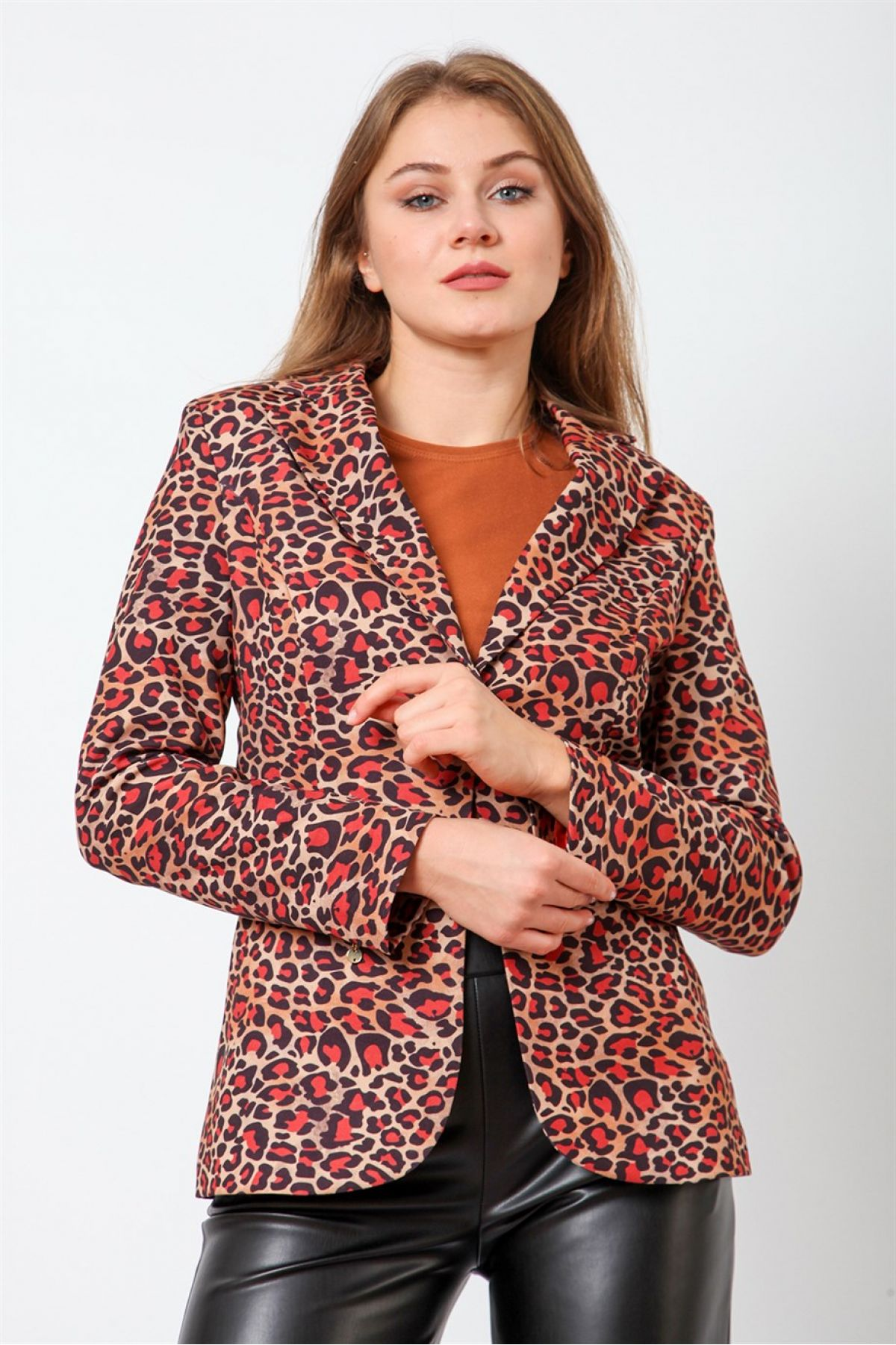 Casual Jacket-Multi color