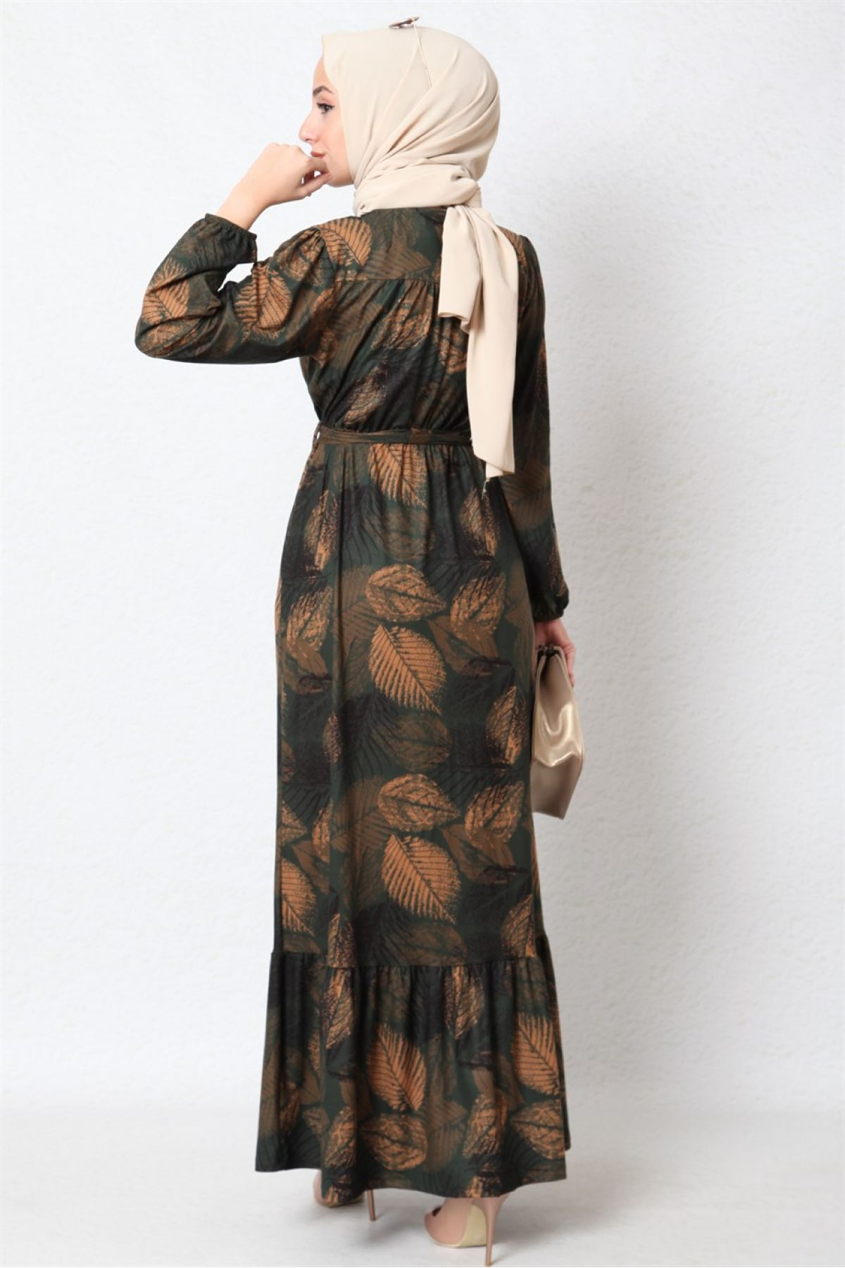 Dresses-Khaki
