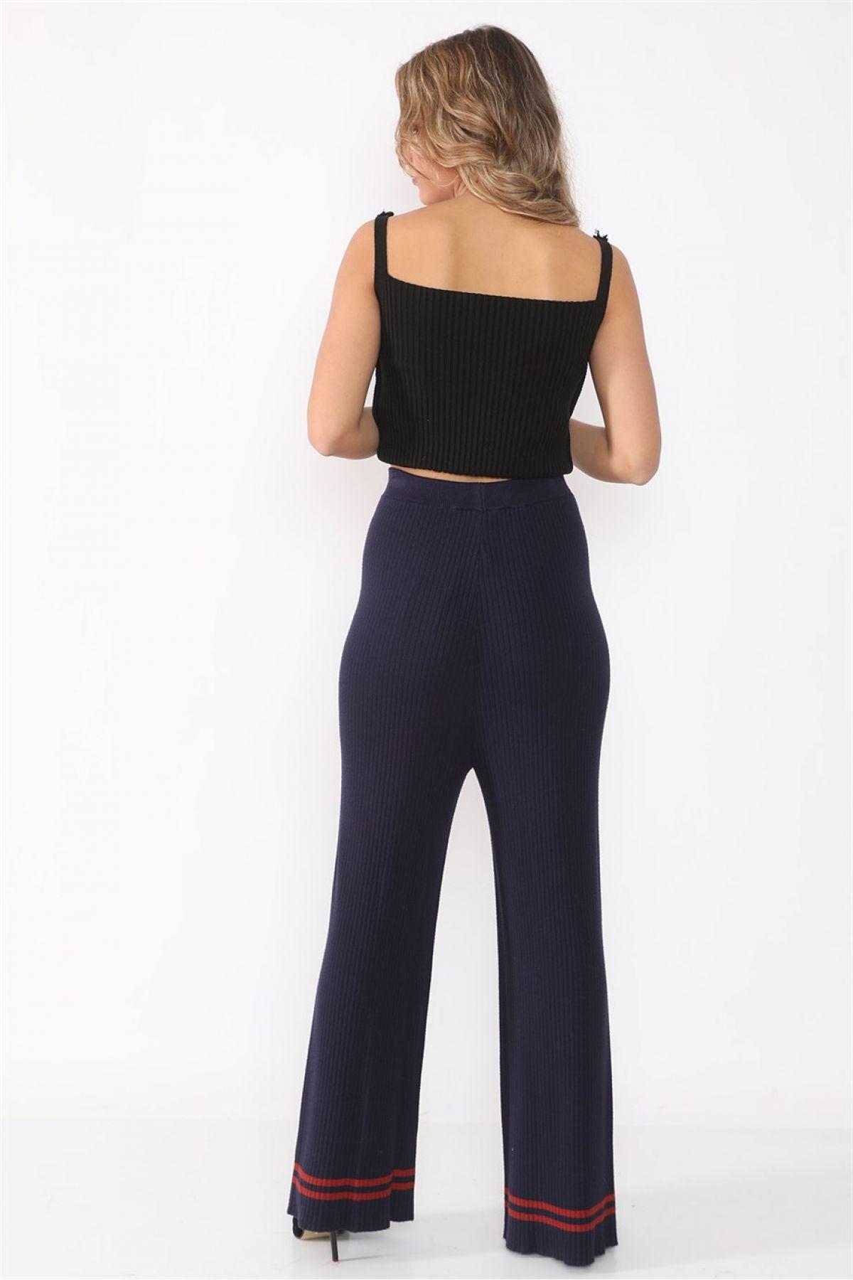 women pants-Violet