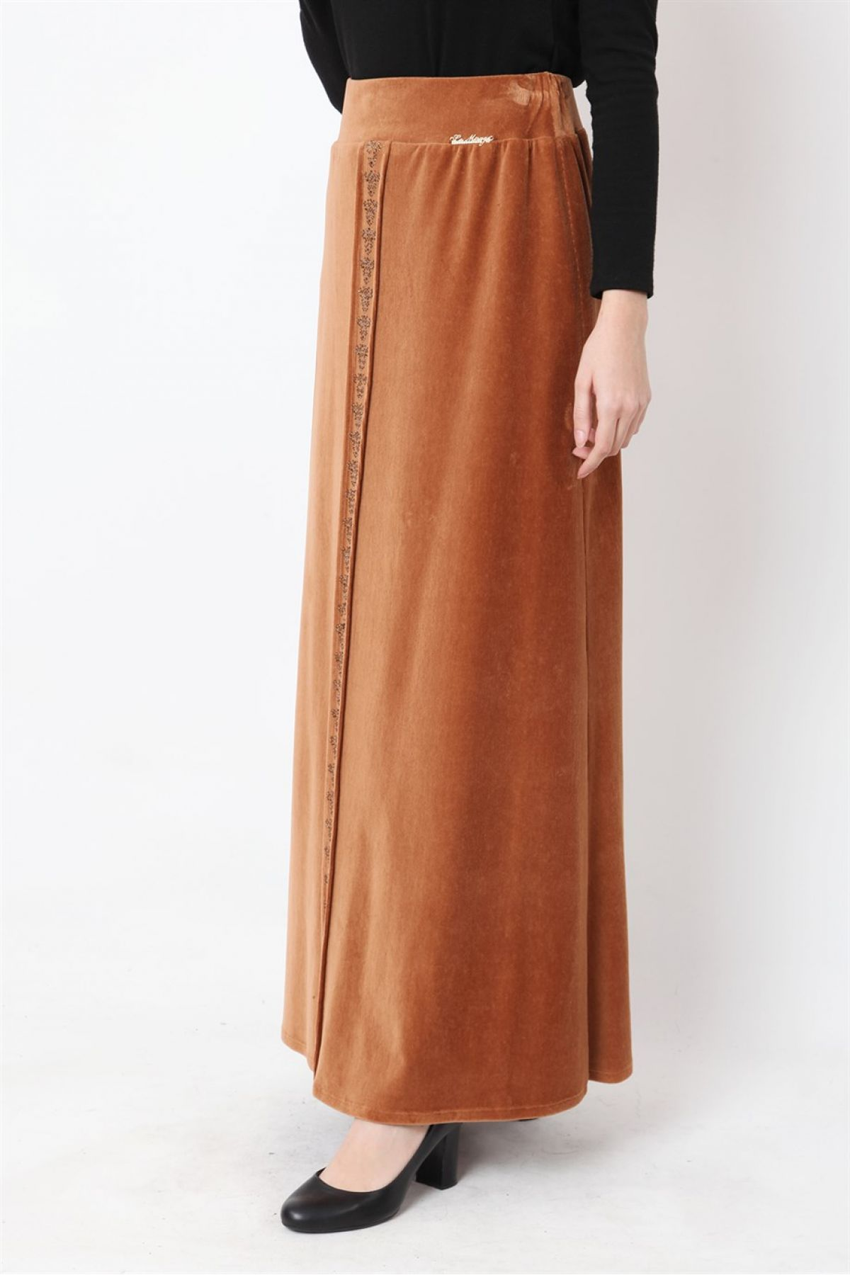 Long Skirts-Mink