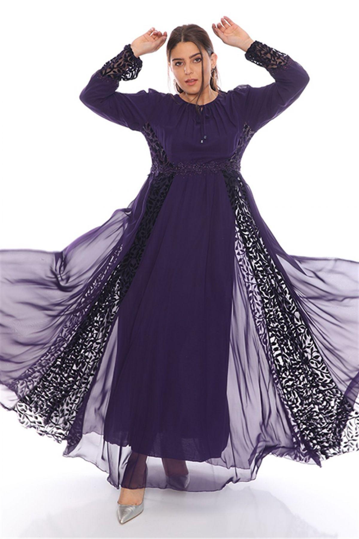 Dresses-Purple