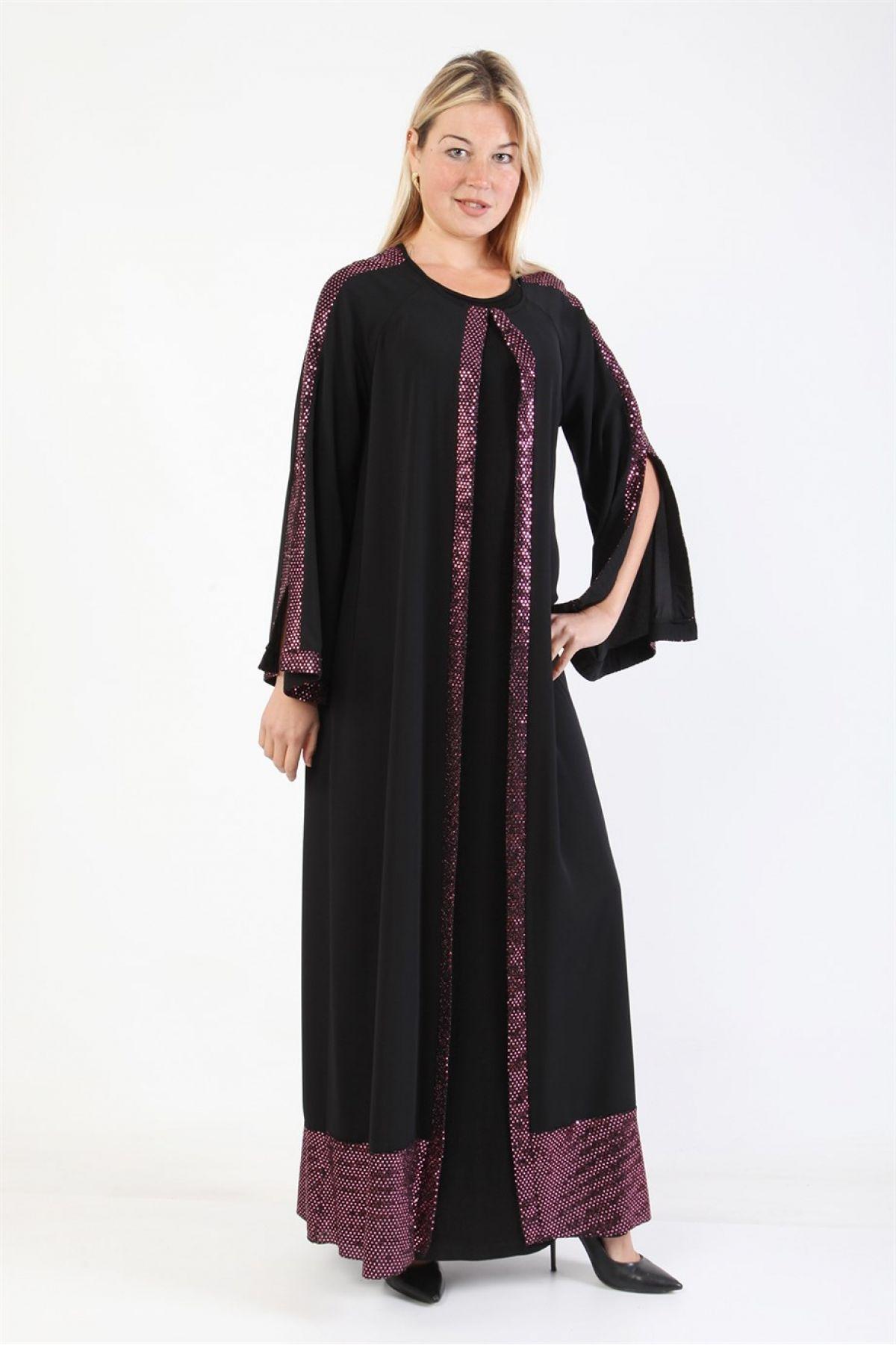 Evening Dress-Black