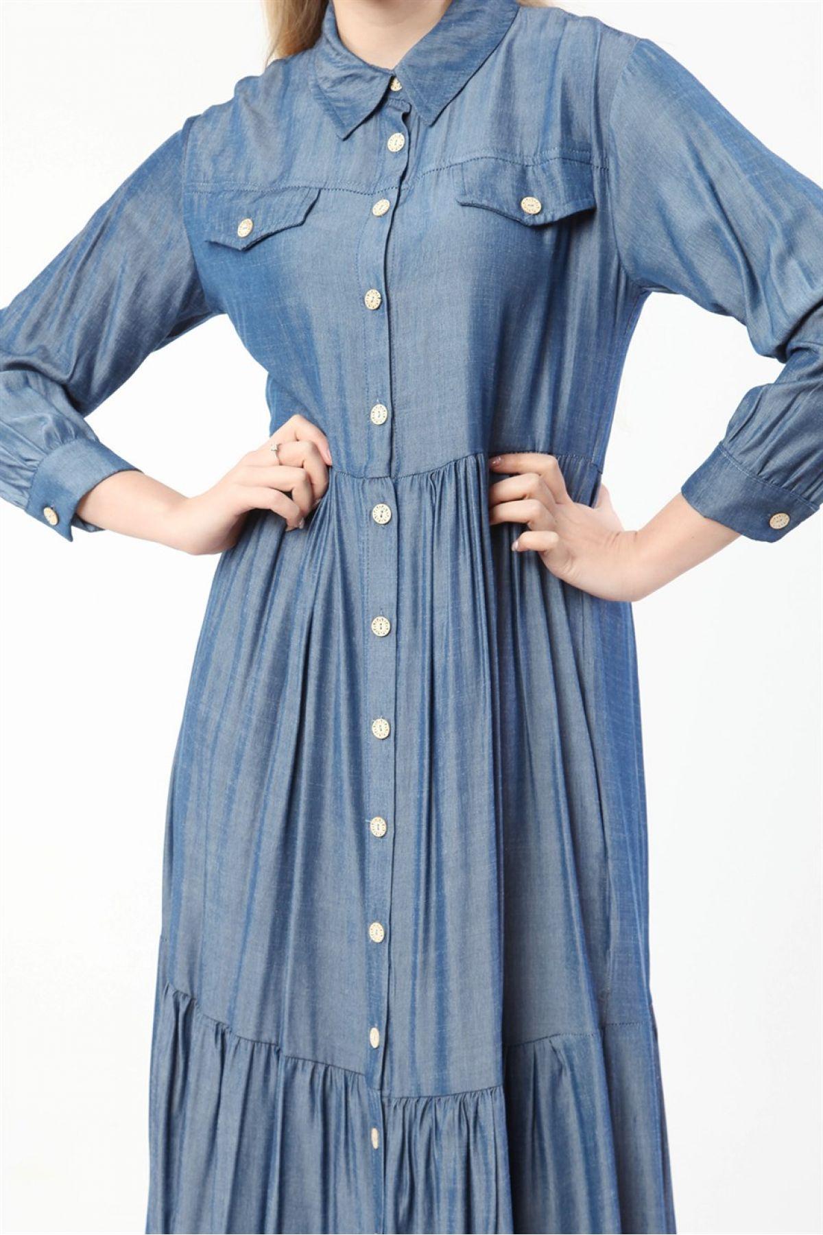 Dresses-Blue