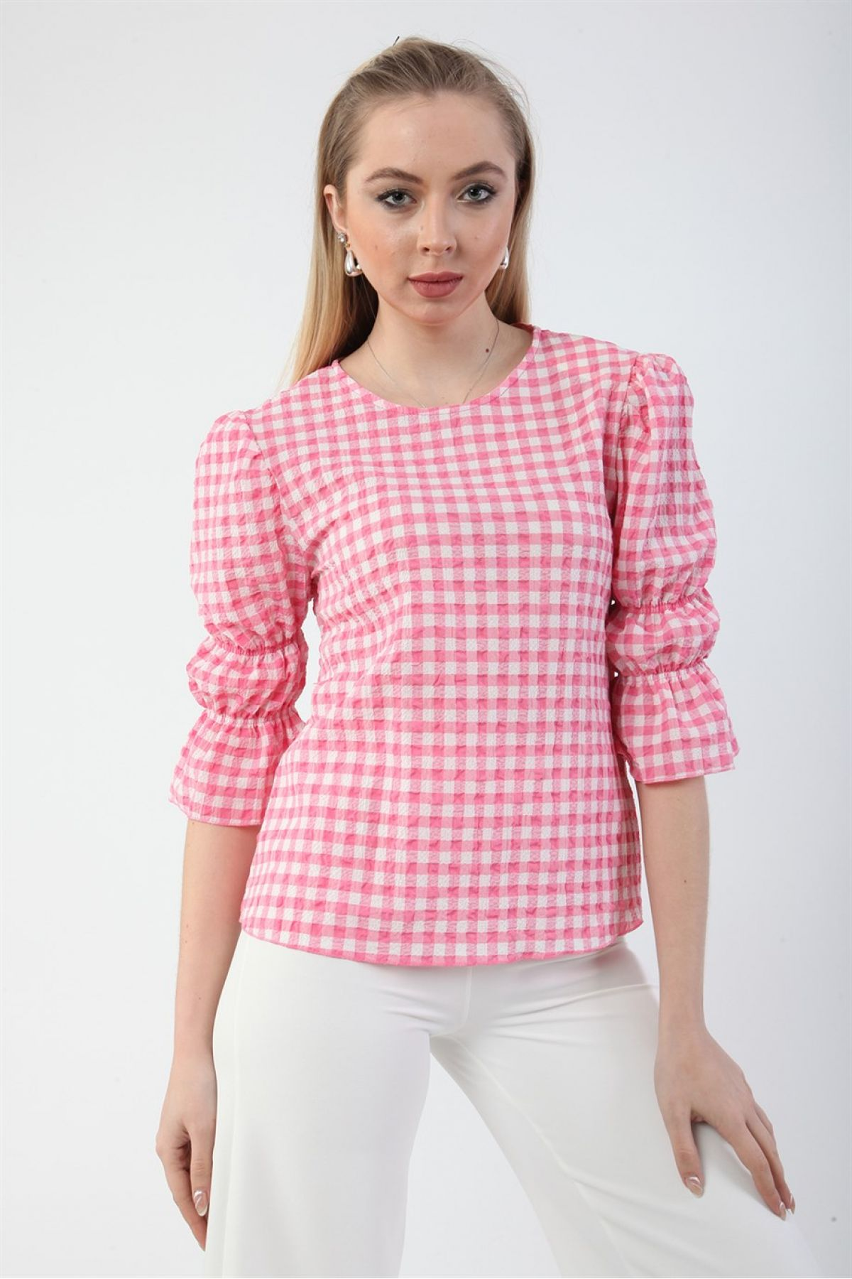 Blouses-Pink