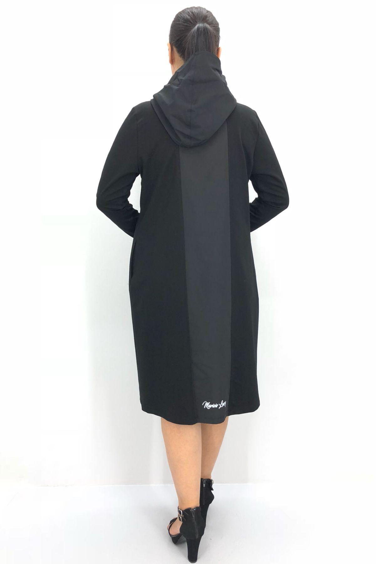 Day Dresses Medium-Black