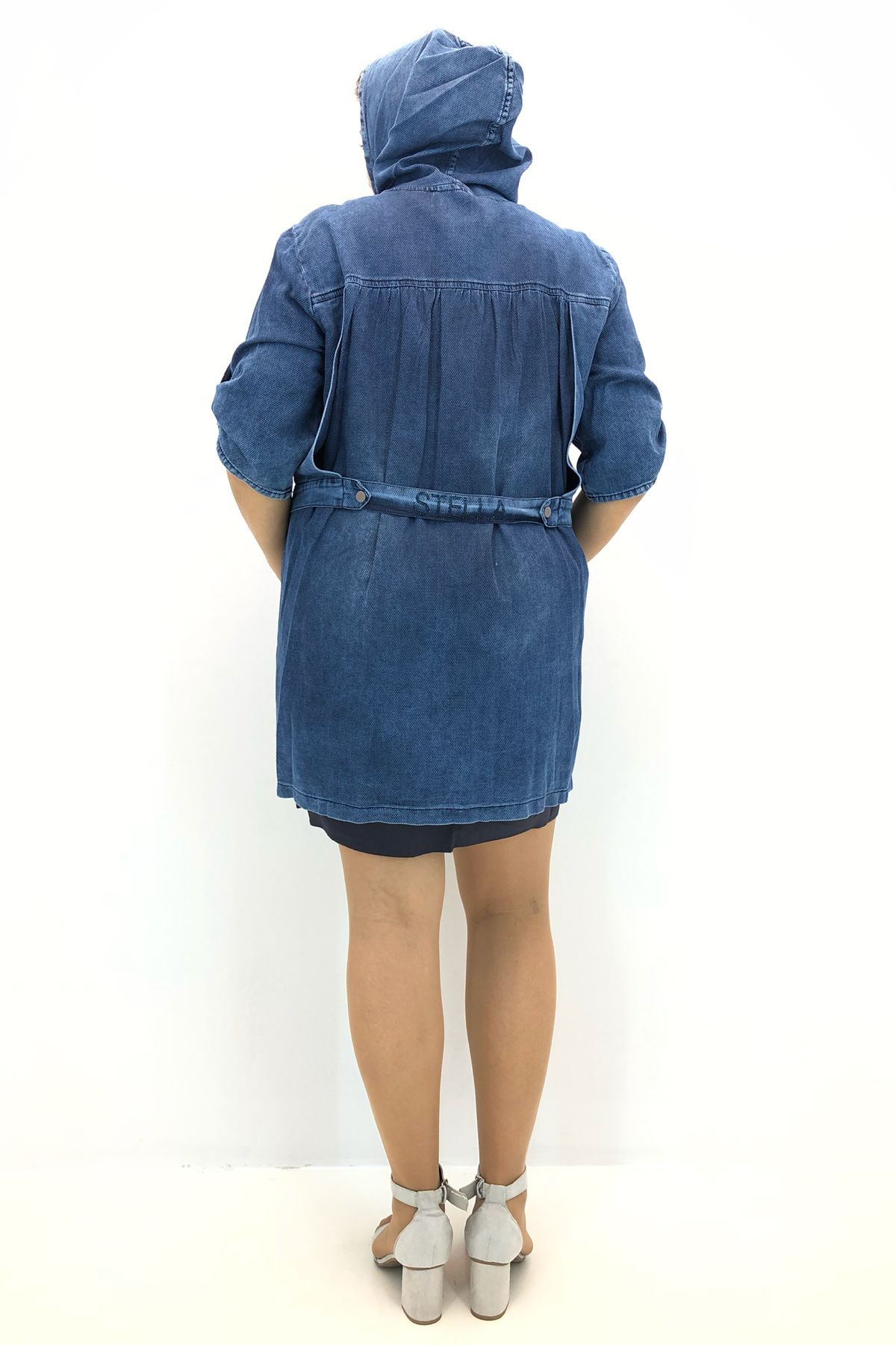 Casual Jacket-Blue