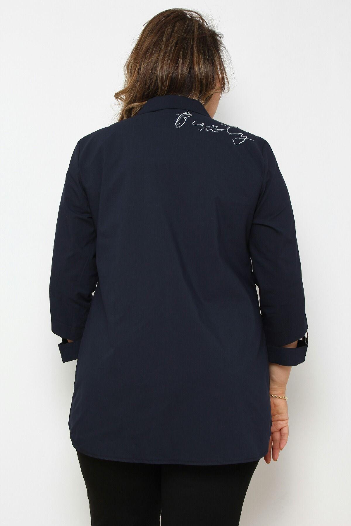 Tunics-Dark Blue