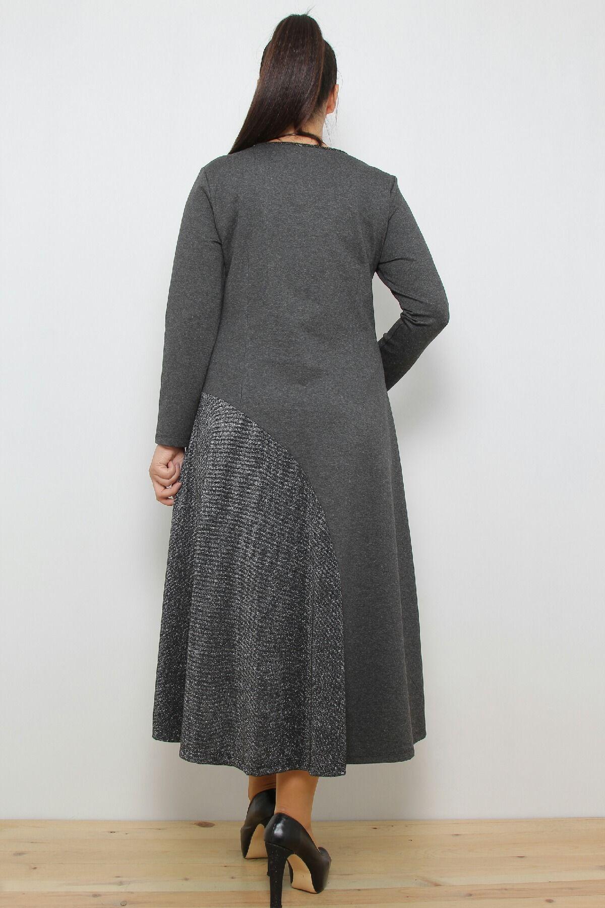 Day Dresses Medium-Grey