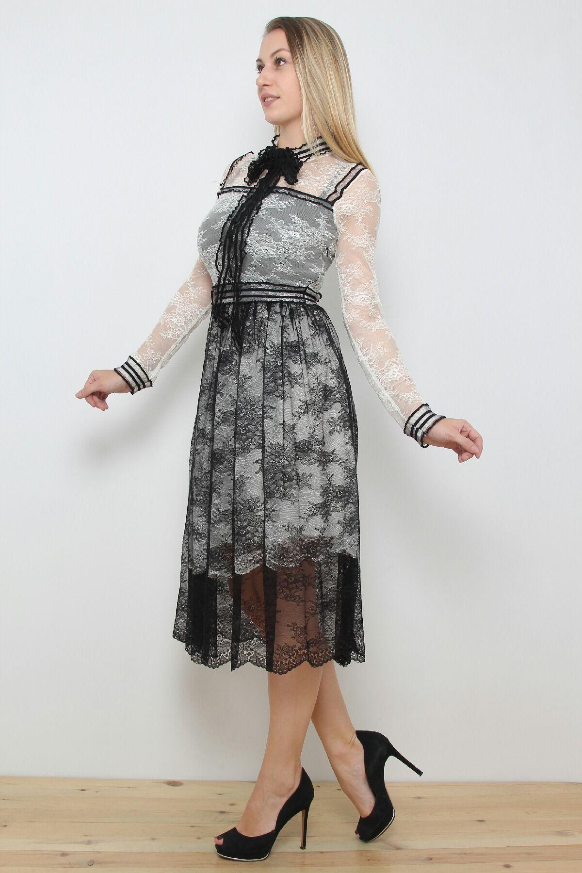 Day Dresses Medium-Ecru