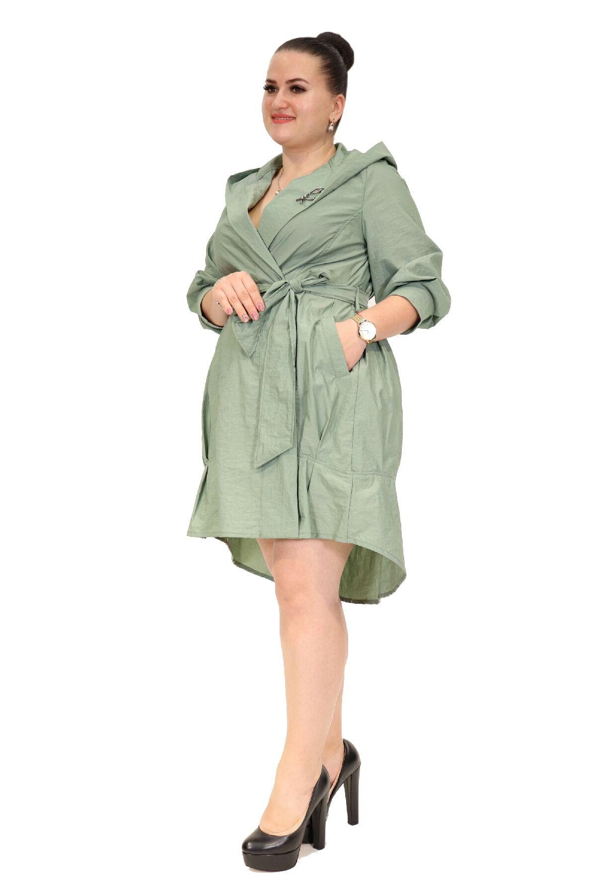 Casual Jacket-Neon Green