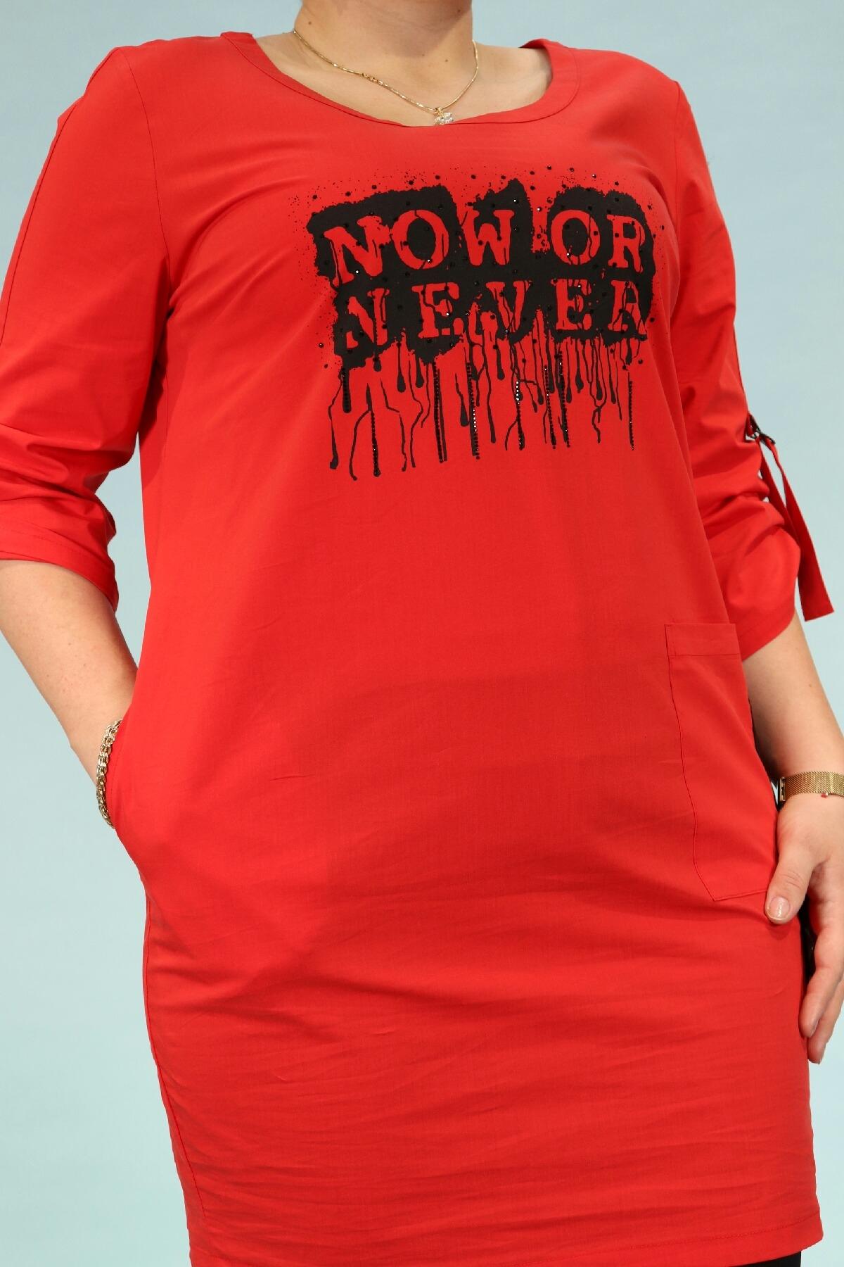 Tunics-Red