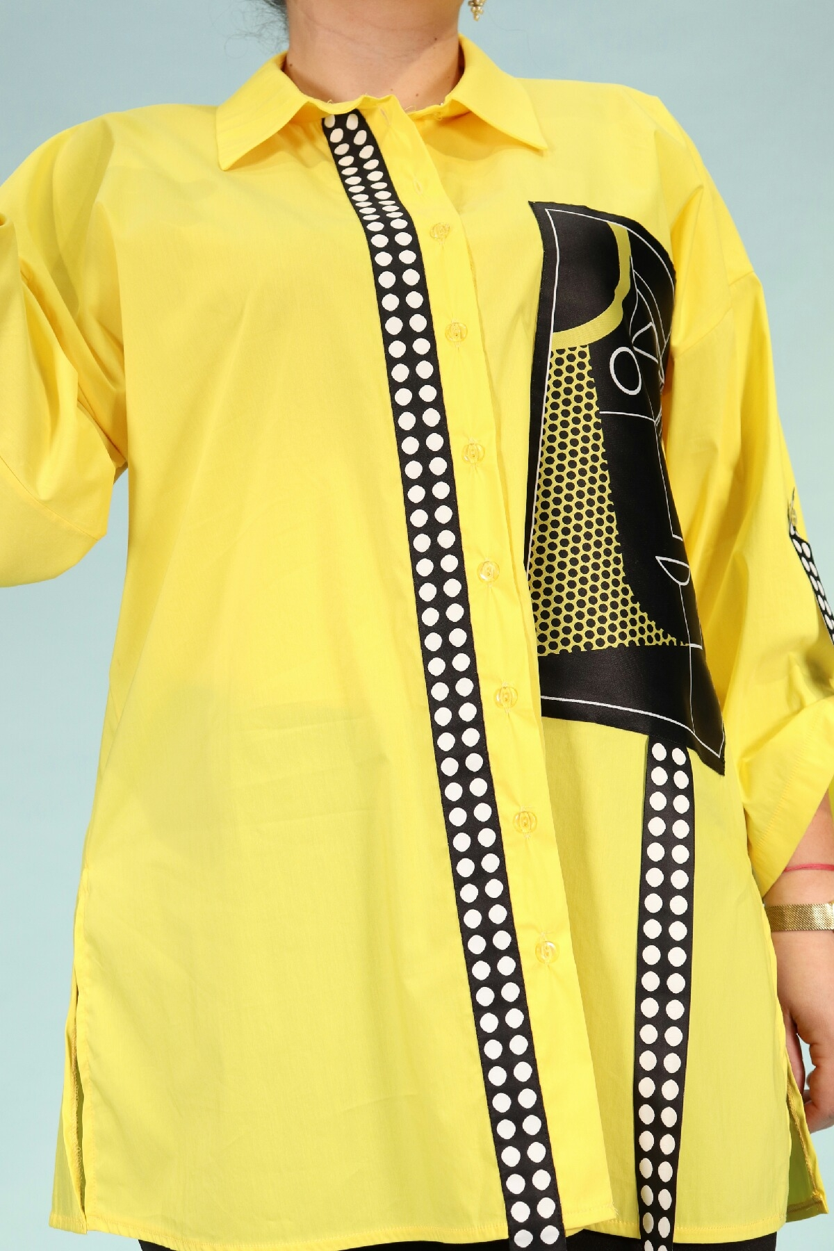 Shirt-Yellow