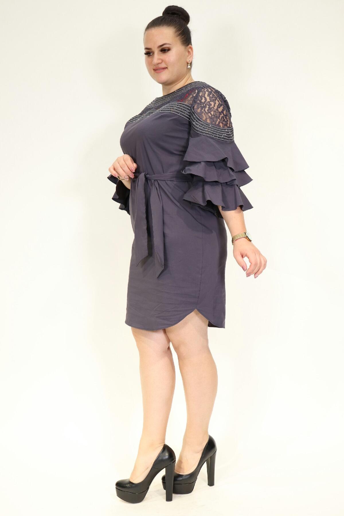 Day Dresses Medium-Indigo