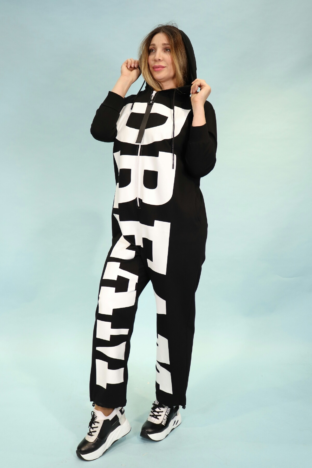 Jumpsuits-Black