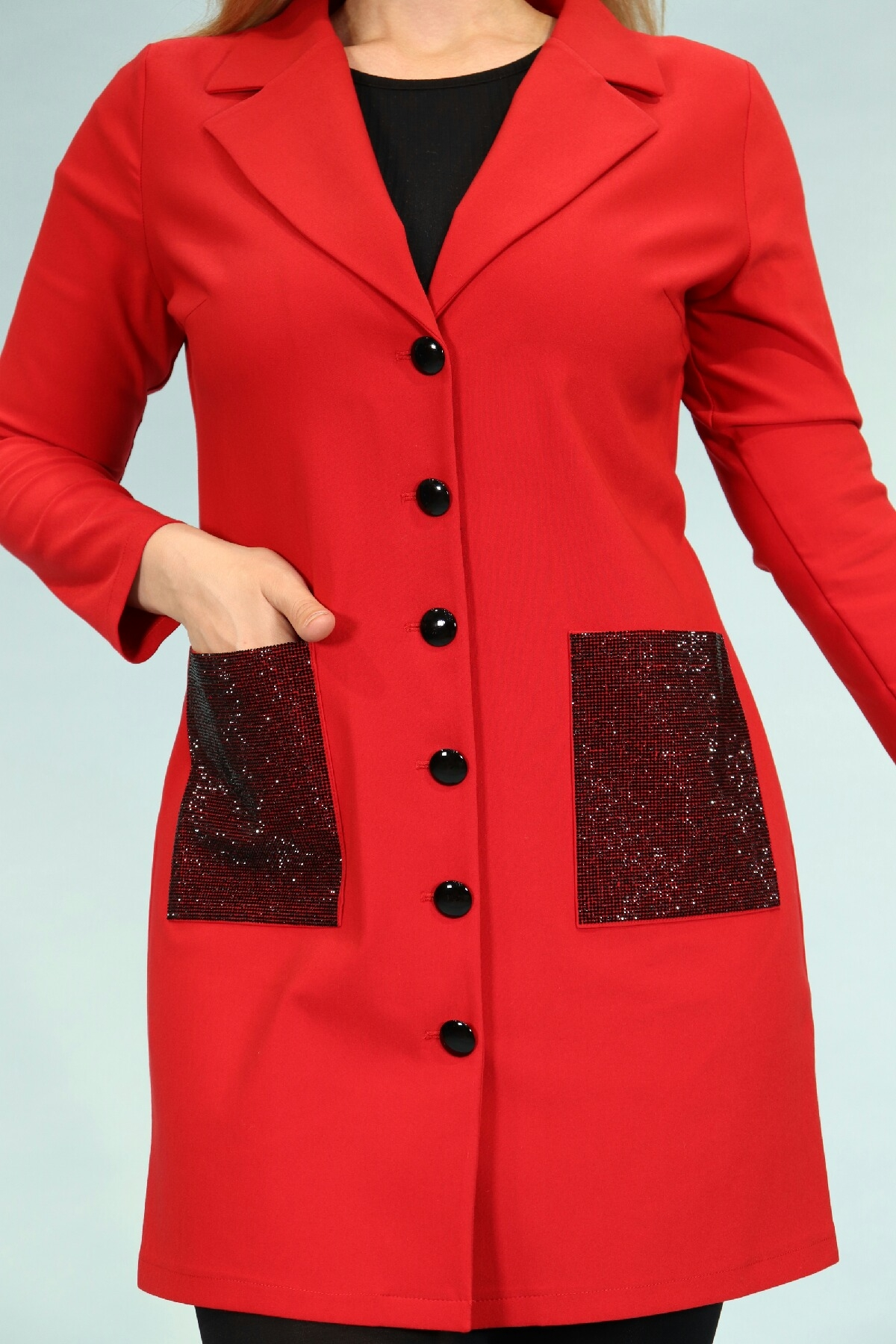 Coats-Red