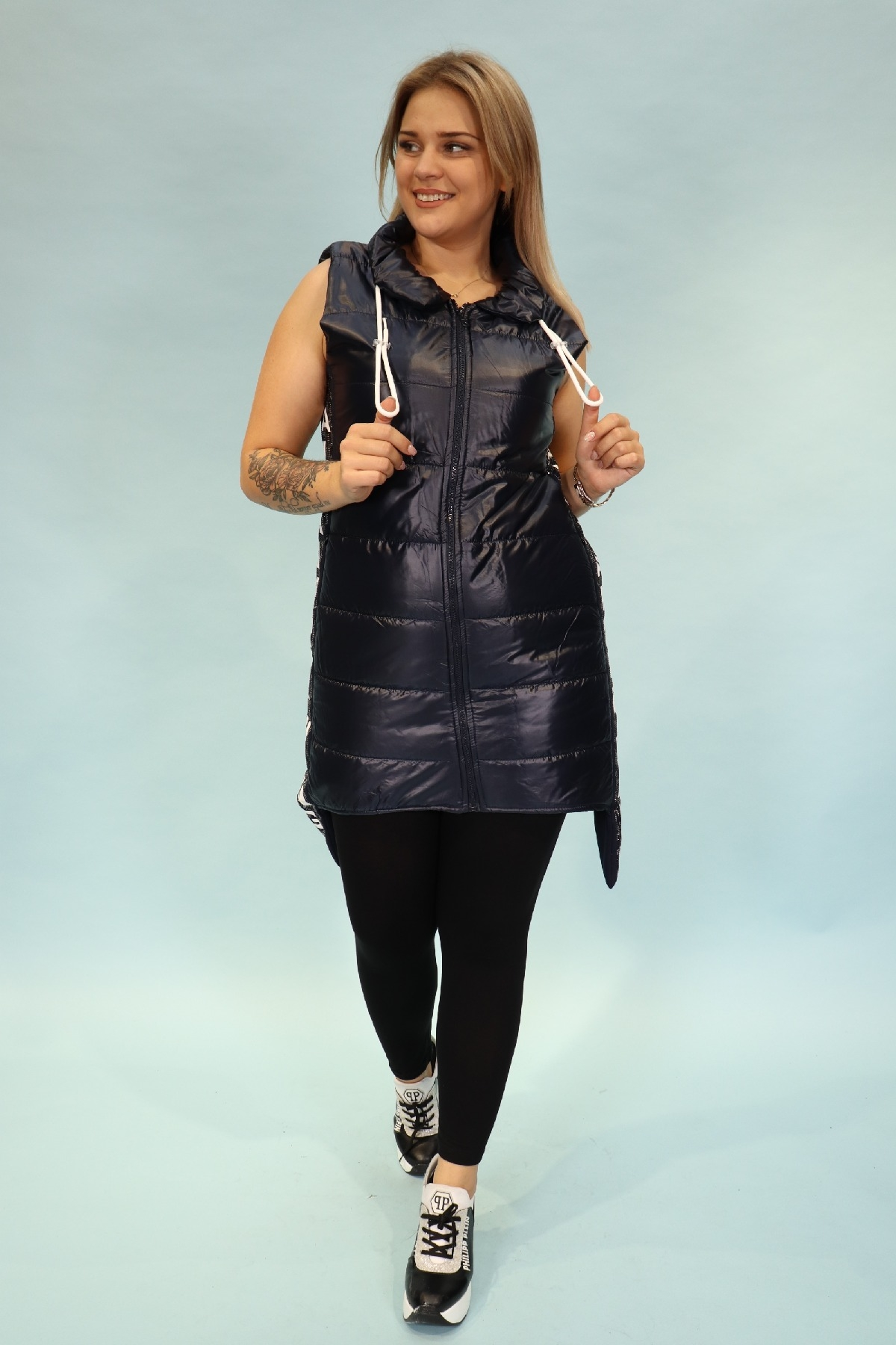 Vests-Dark Blue