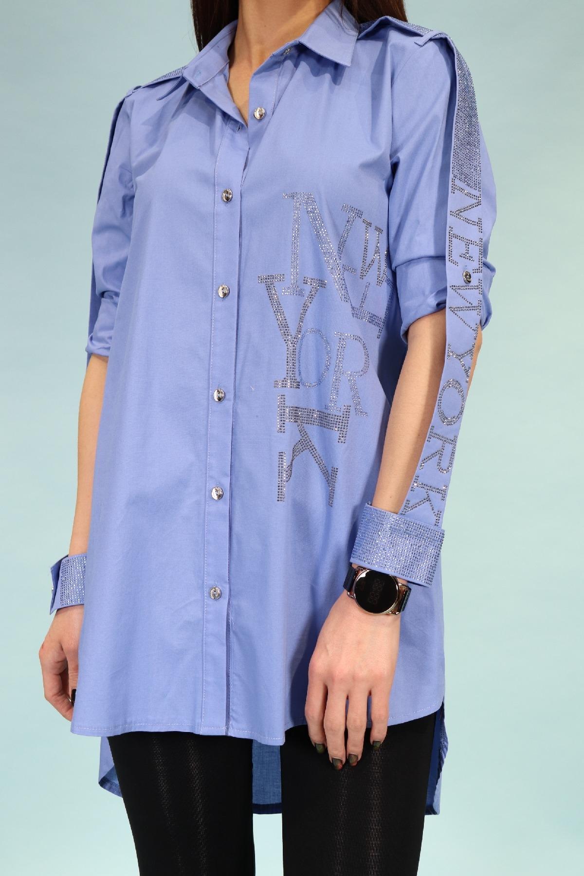 Tunics-Blue